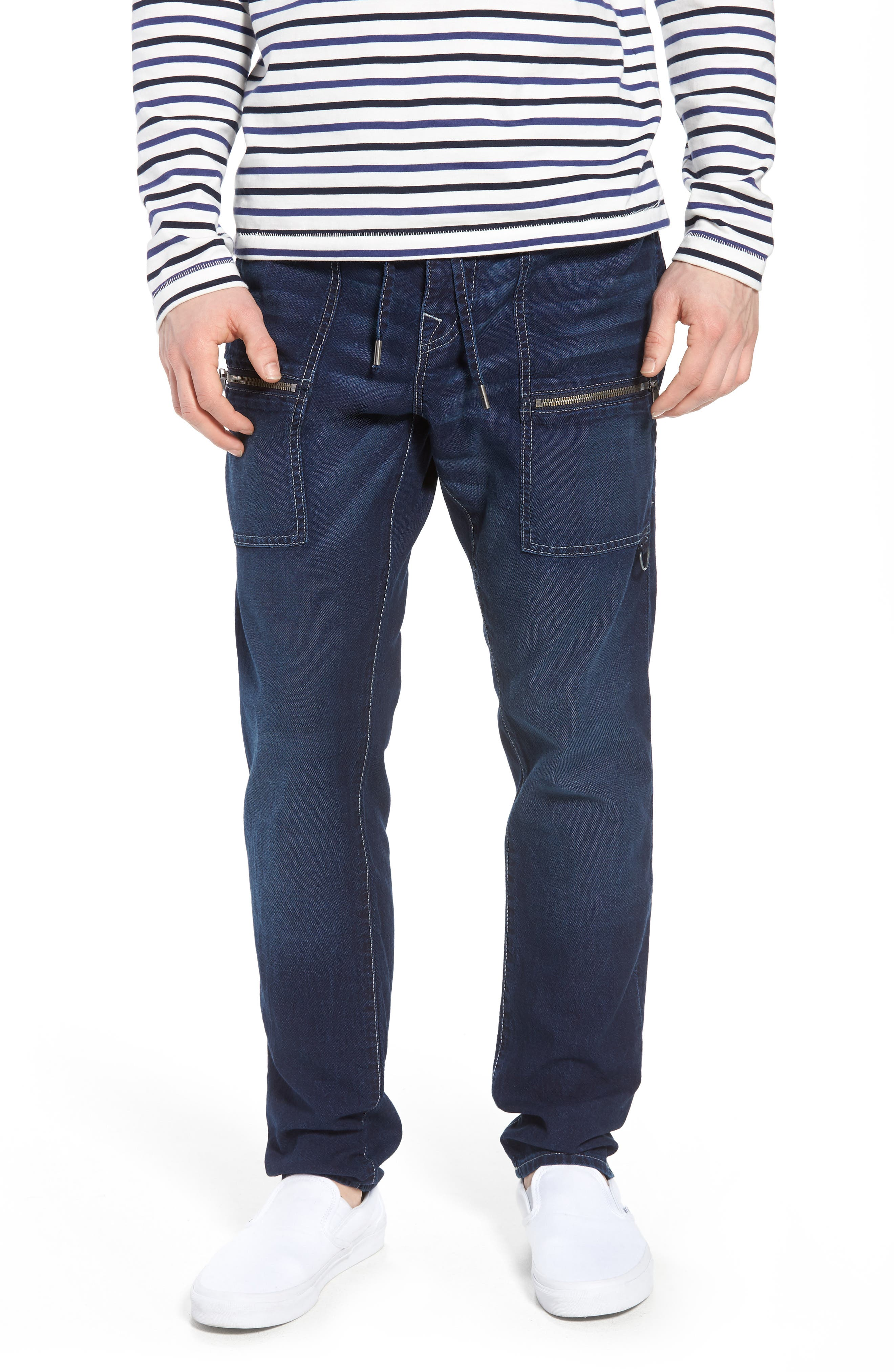 Trail Utility Jeans,                         Main,                         color, Union Special