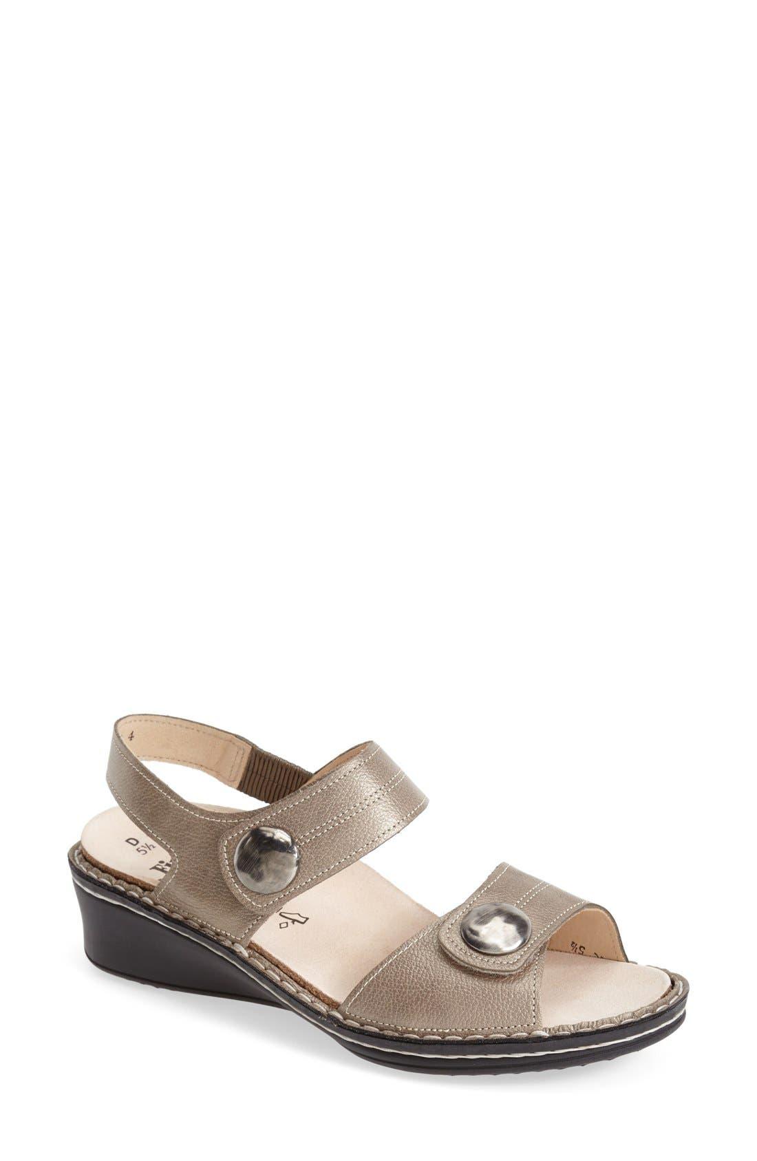 Finn Comfort 'Alanya' Sandal (Women)