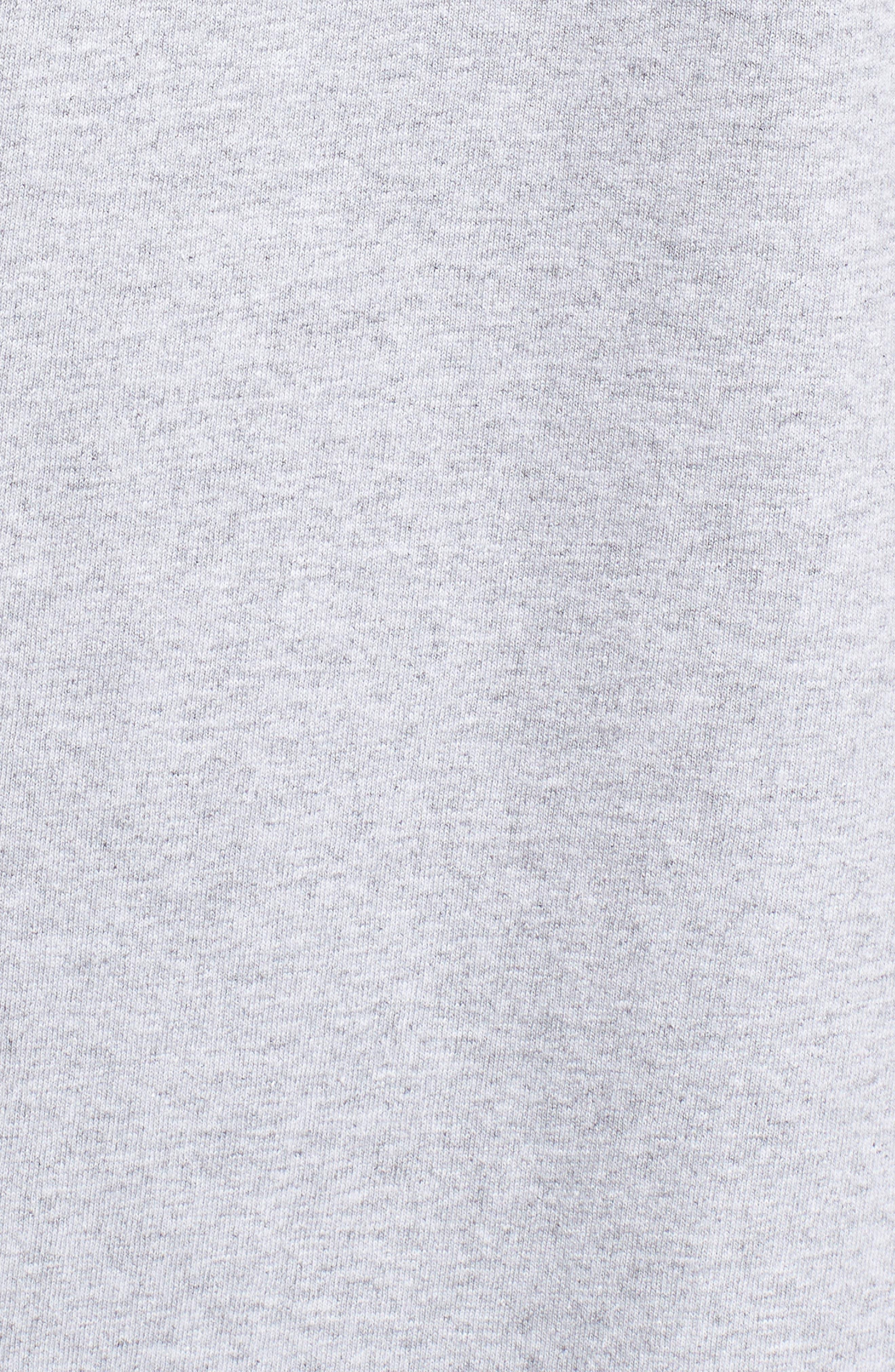 Crewneck T-Shirt,                             Alternate thumbnail 5, color,                             Gray Mesquite Canyon