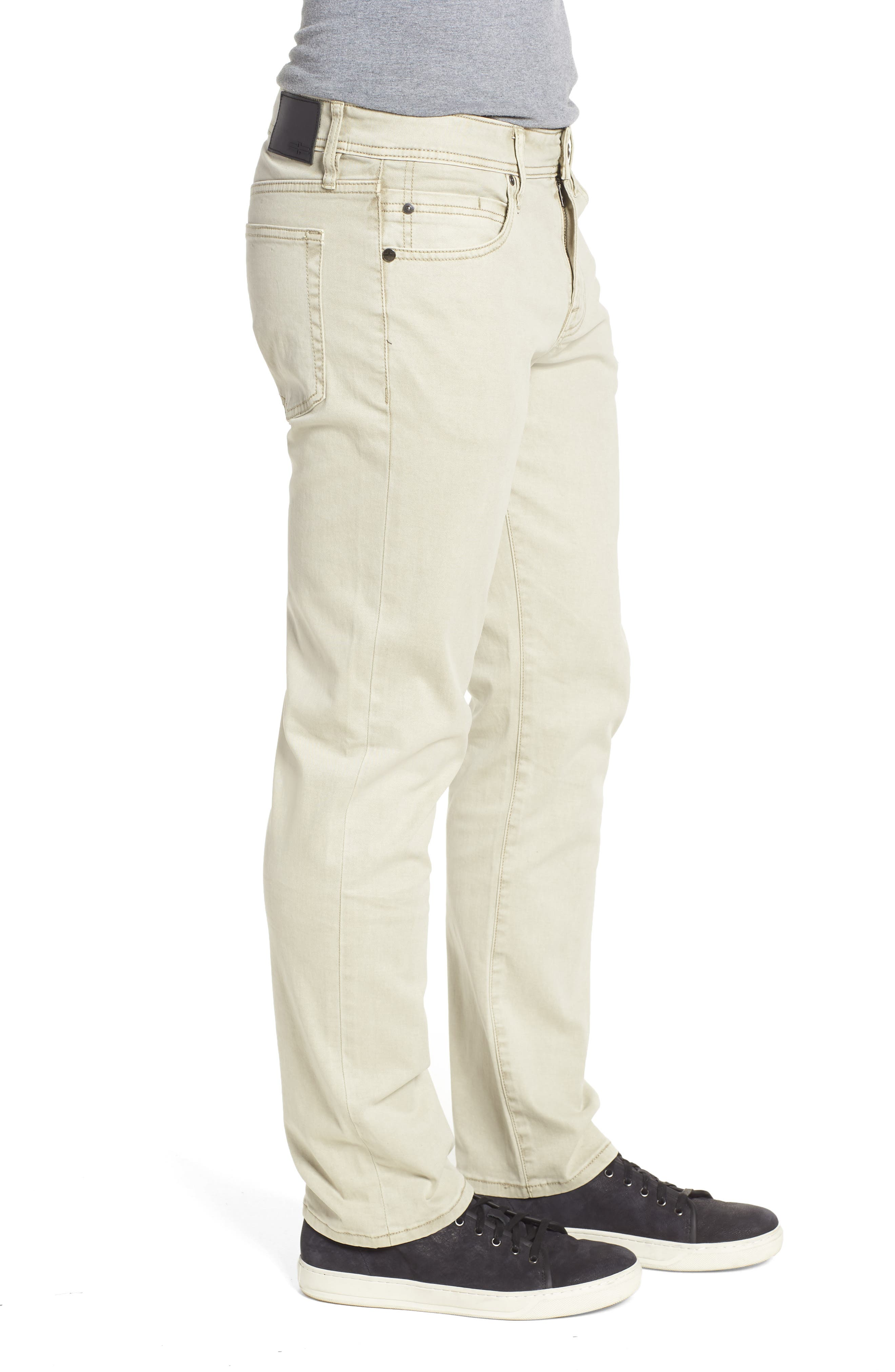 Jeans Co. Straight Leg Jeans,                             Alternate thumbnail 3, color,                             Sandstrom