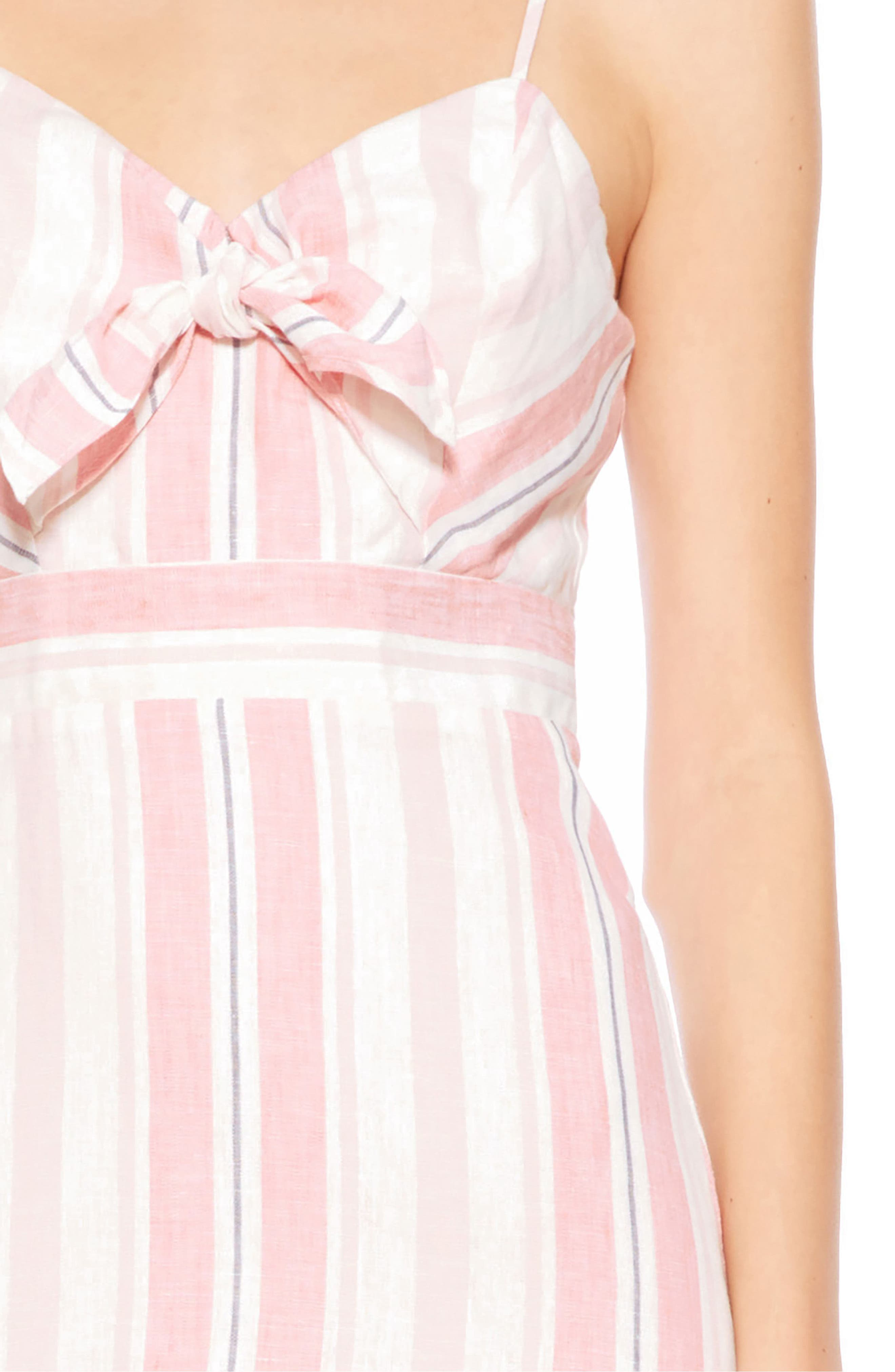 Dany Dress,                             Alternate thumbnail 5, color,                             Multi