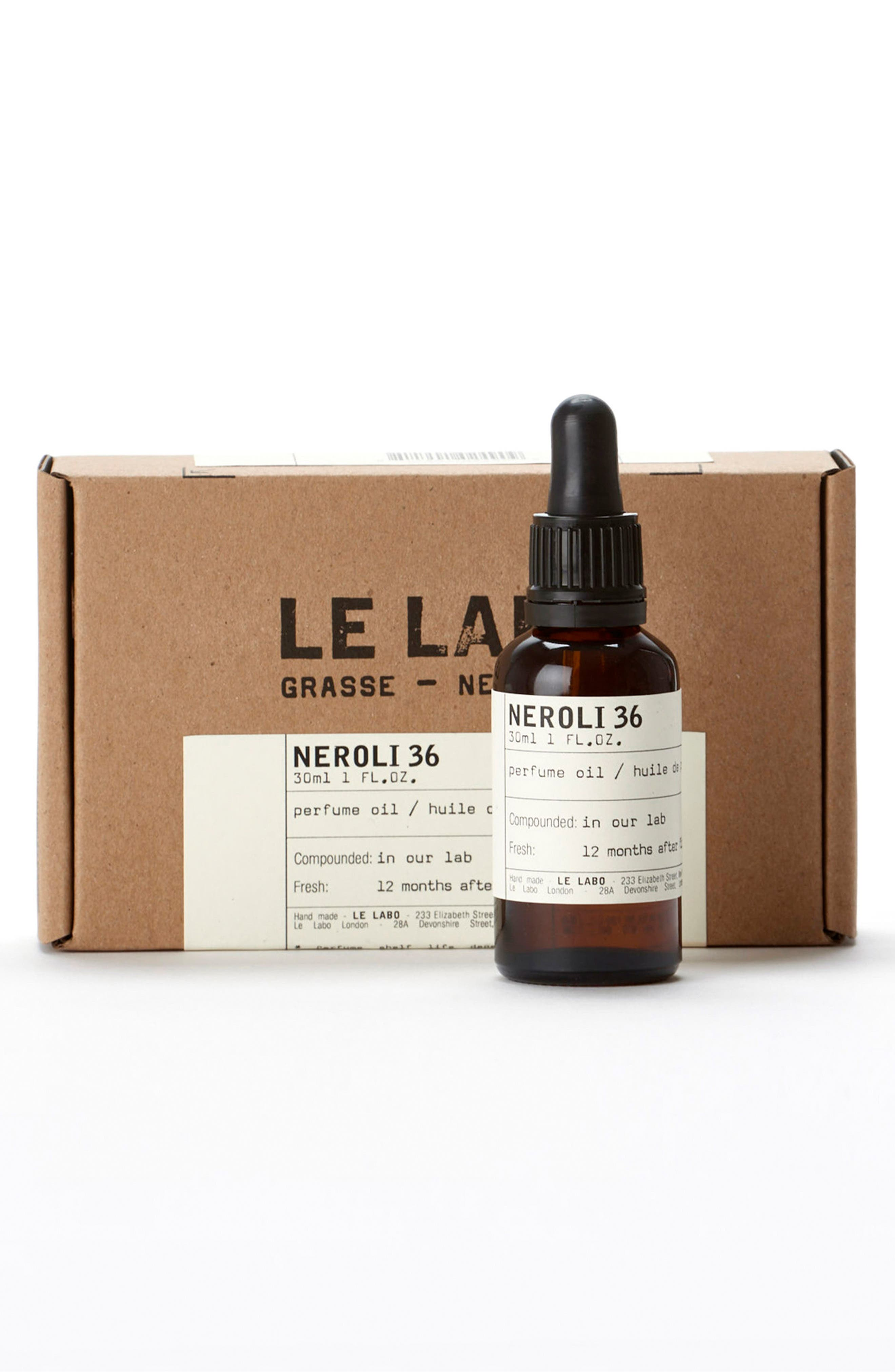 'Neroli 36' Perfume Oil,                             Alternate thumbnail 2, color,                             No Color
