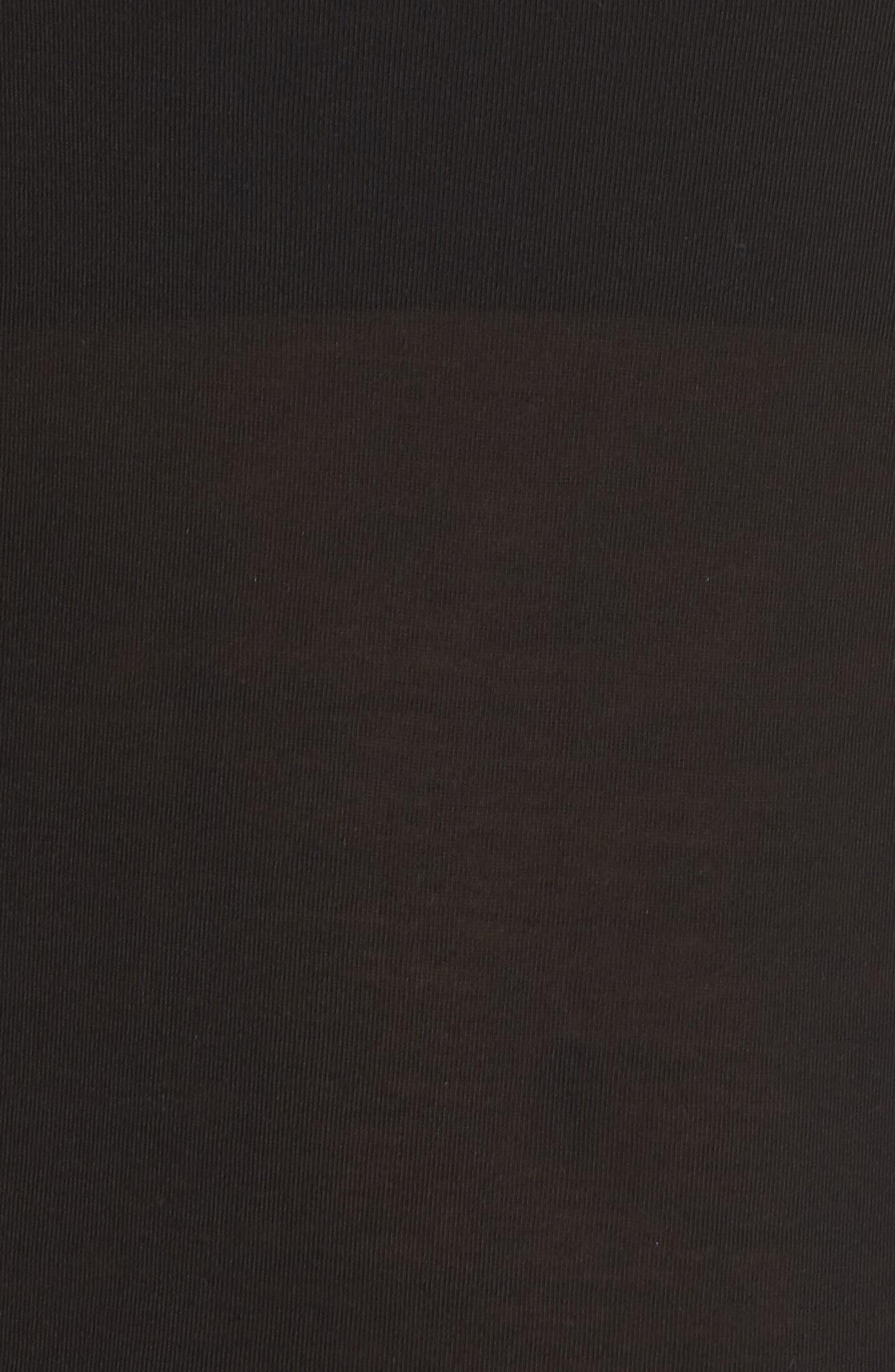 Jump Tank,                             Alternate thumbnail 6, color,                             Black/ Weave