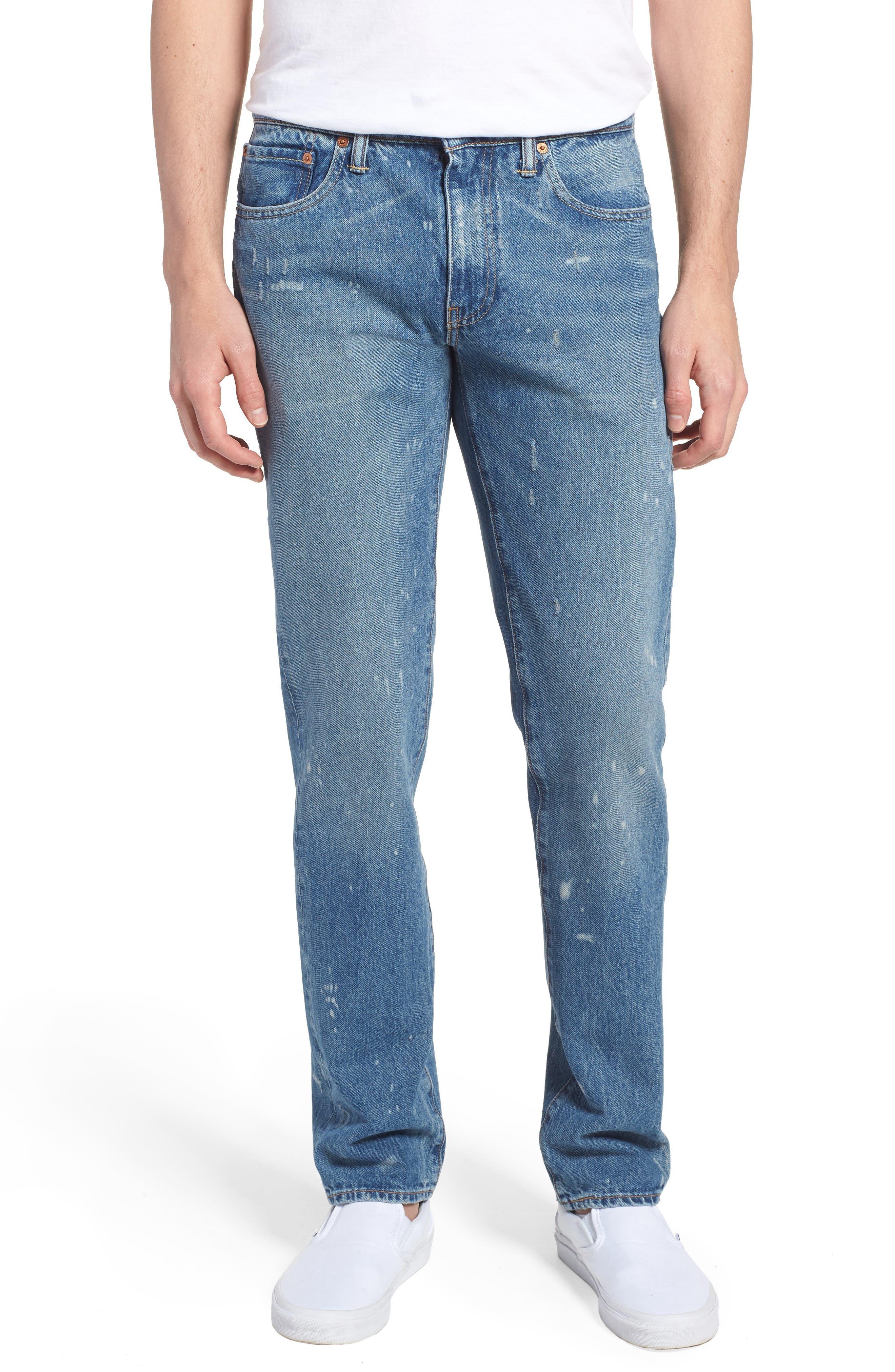 Main Image - Levi's® 511™ Slim Fit Jeans (E Block)