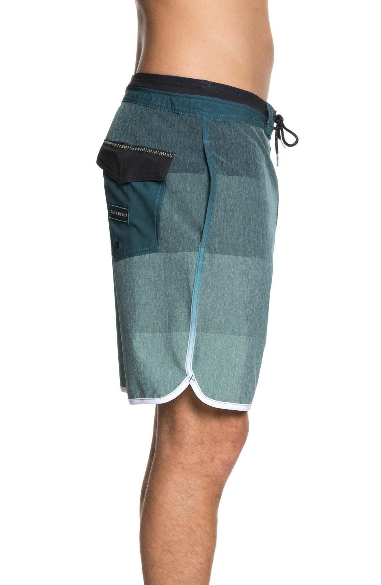 Vista Swim Shorts,                             Alternate thumbnail 3, color,                             Atlantic Deep