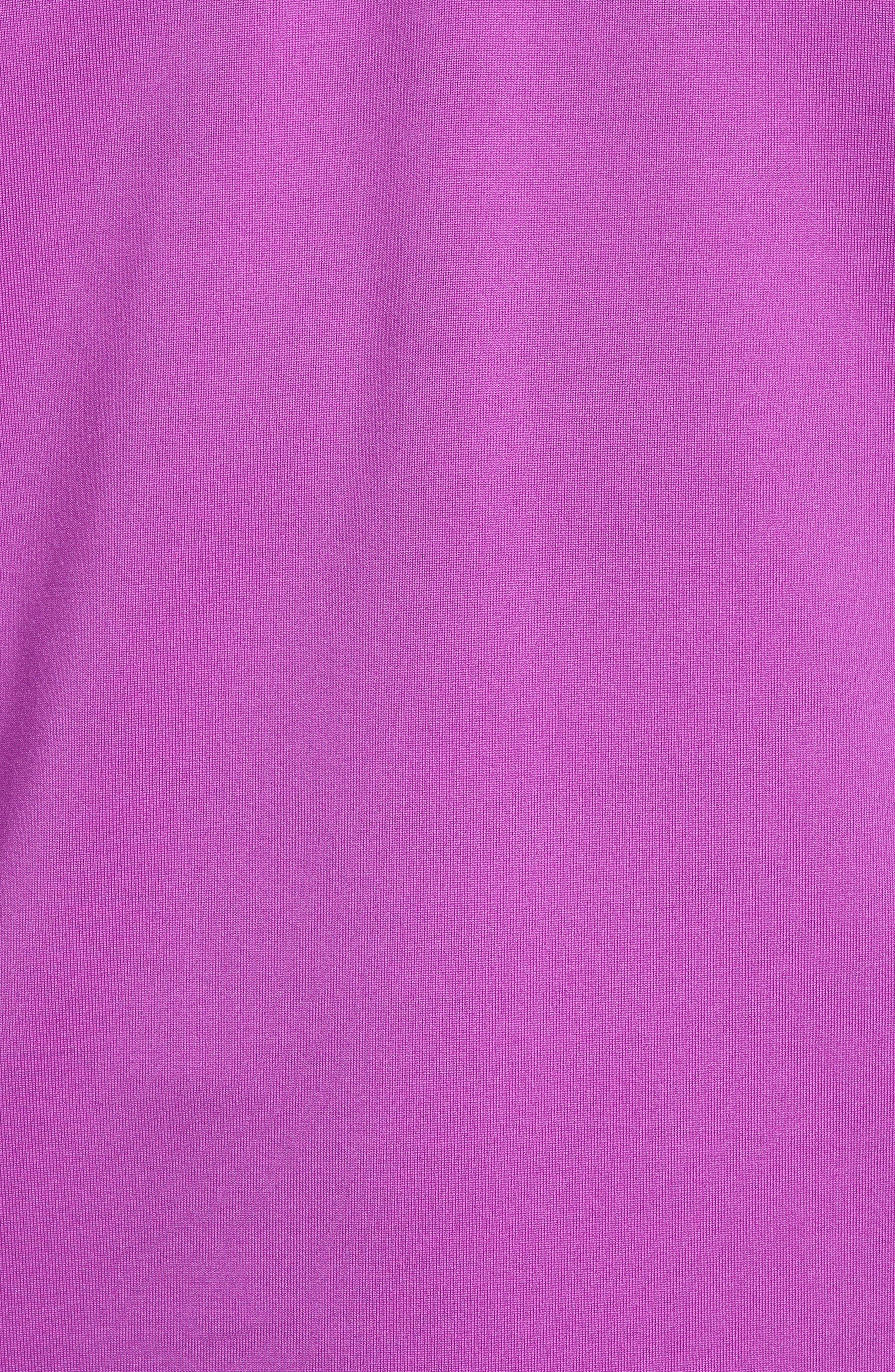 Evergreen Reversible Quarter Zip Pullover,                             Alternate thumbnail 5, color,                             Magnetic