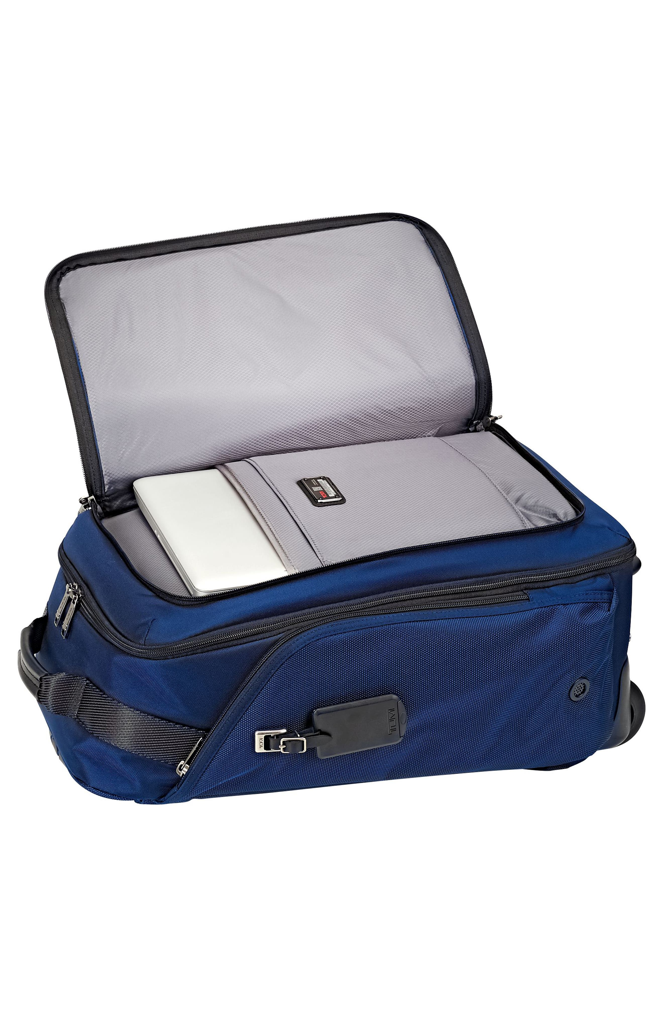 Merge - Rolling Backpack,                             Alternate thumbnail 5, color,                             Ocean Blue