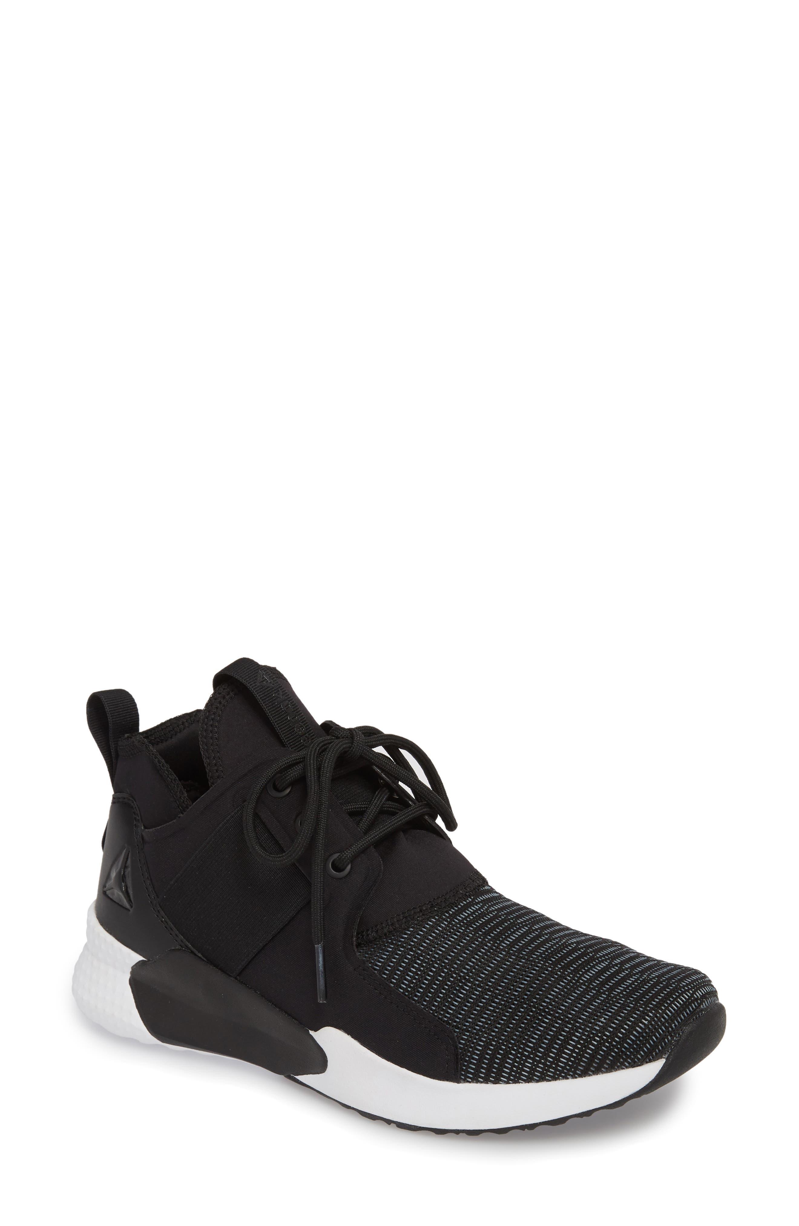 Guresu 1.0 High Top Sneaker,                         Main,                         color, Black/ White