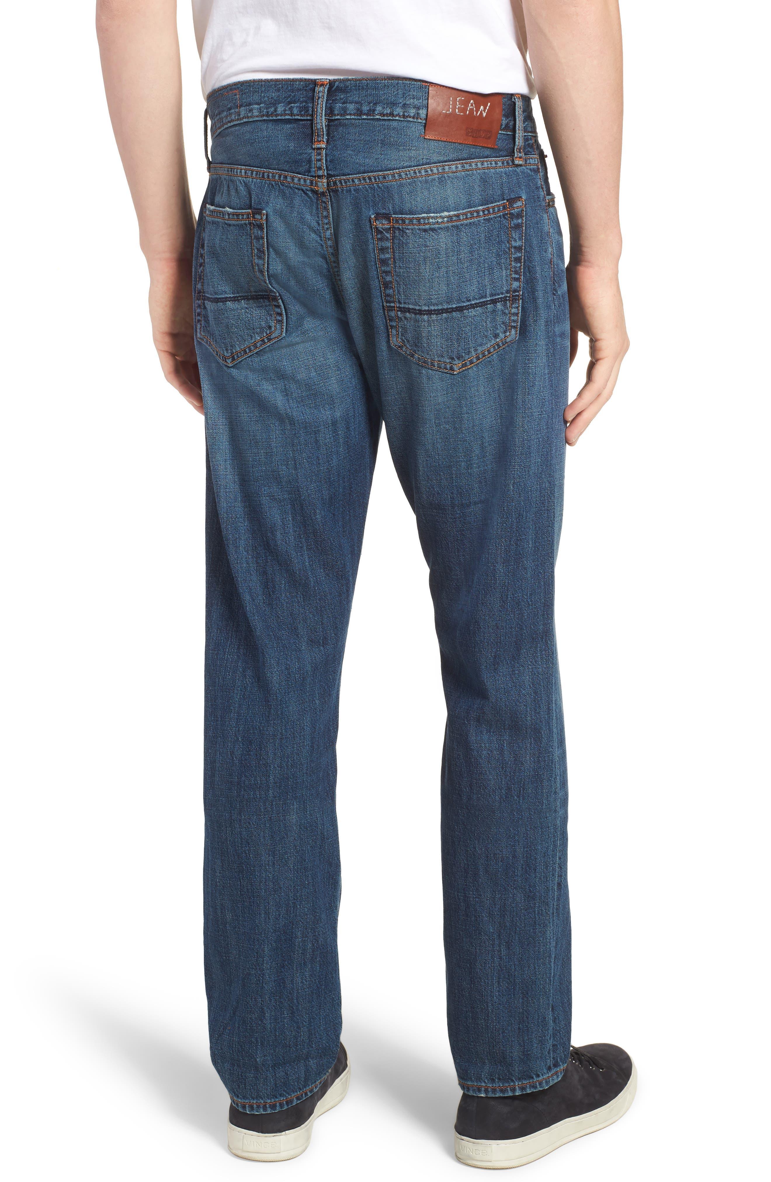 Jim Slim Fit Jeans,                             Alternate thumbnail 2, color,                             Greenwood