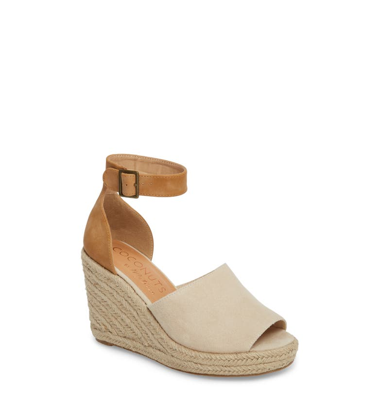 Main Image - Coconuts by Matisse Flamingo Wedge Sandal (Women)