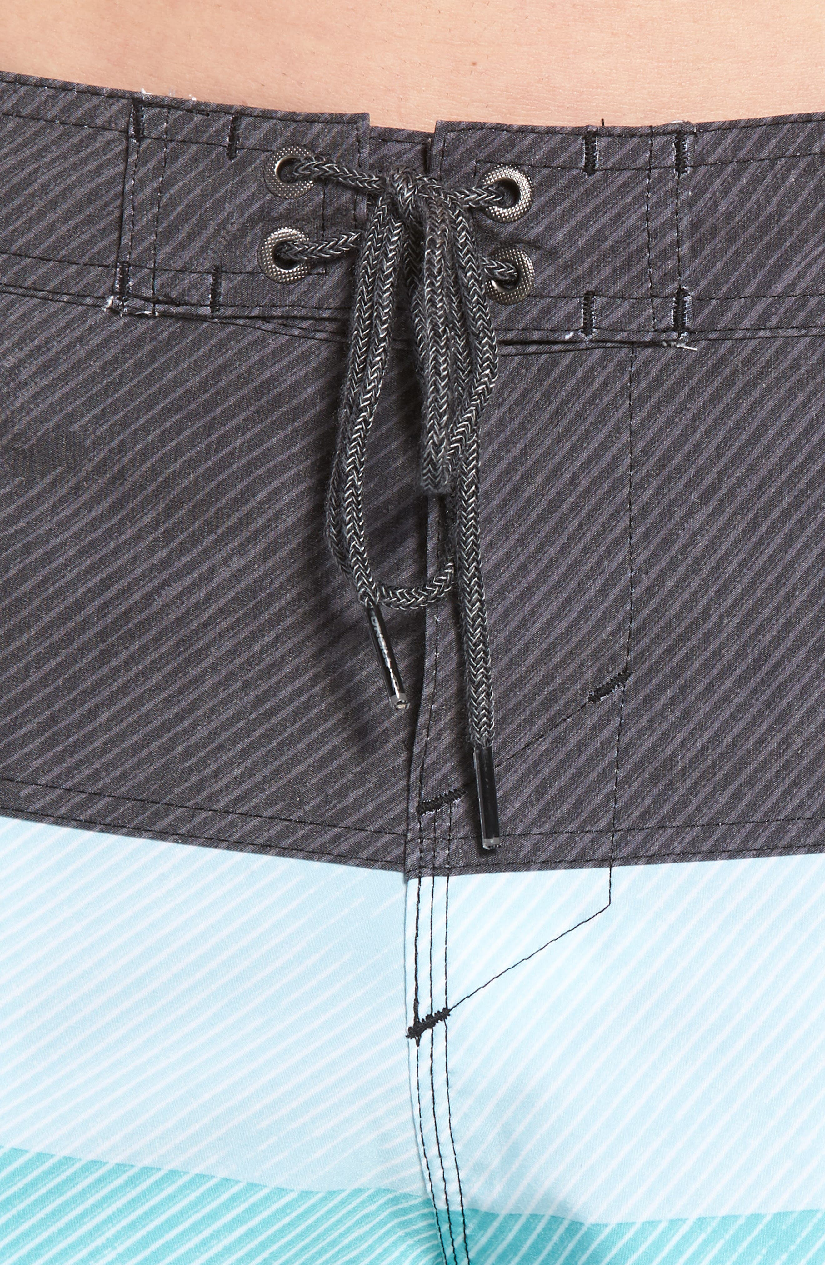 Region Cruzer Board Shorts,                             Alternate thumbnail 4, color,                             Black