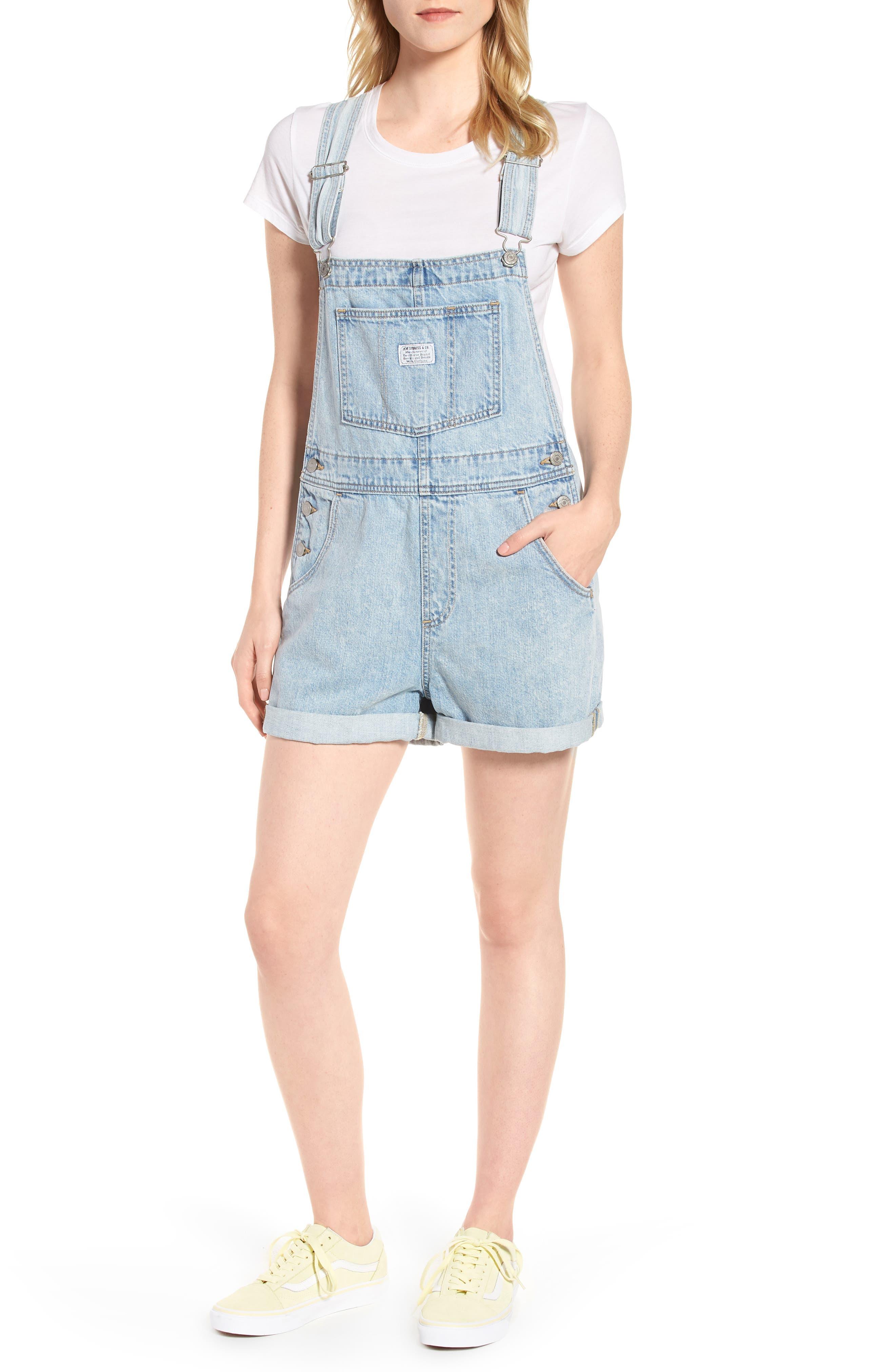 Levi's® Vintage Denim Shortalls