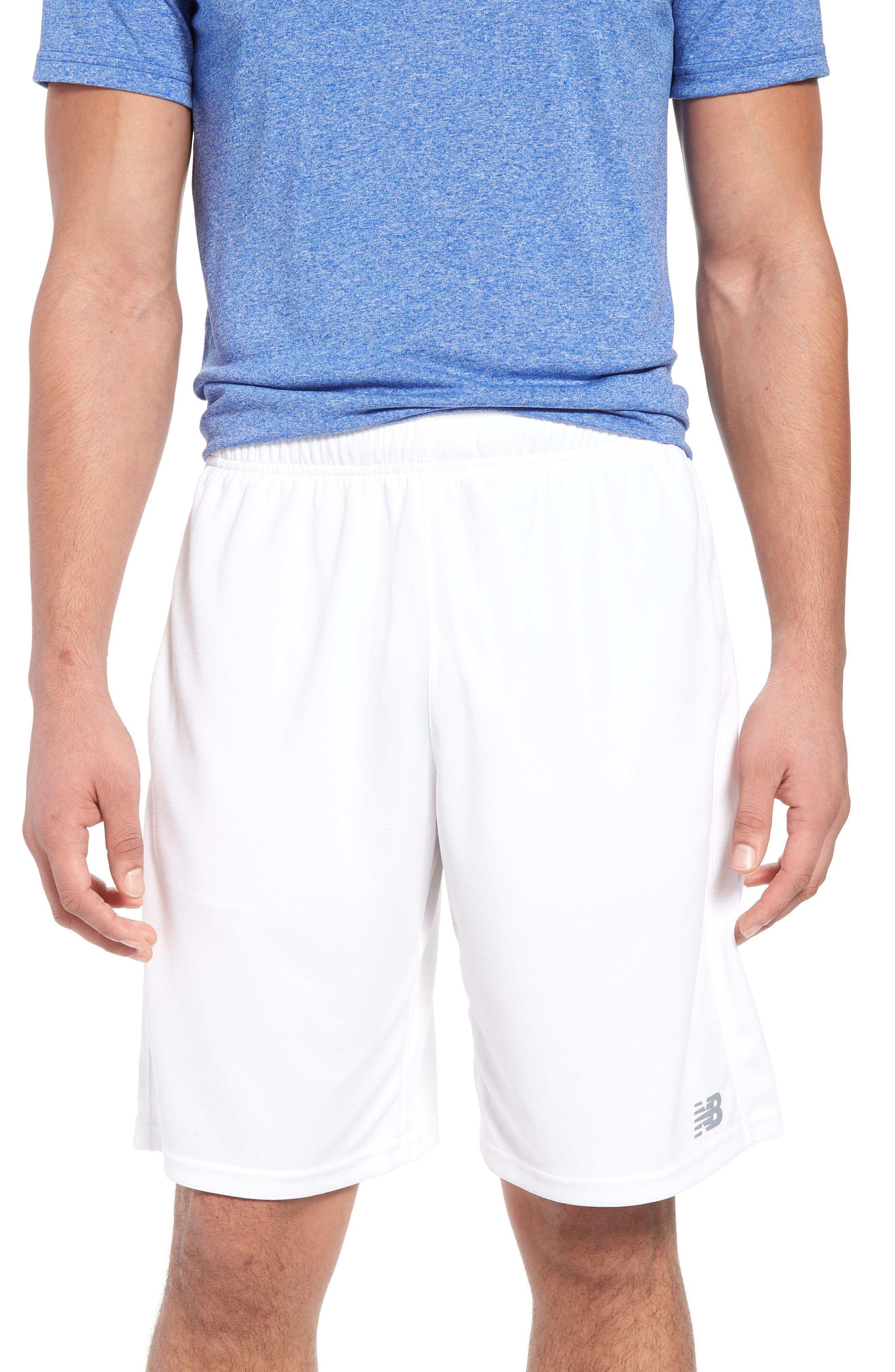 Alternate Image 1 Selected - New Balance Versa Shorts