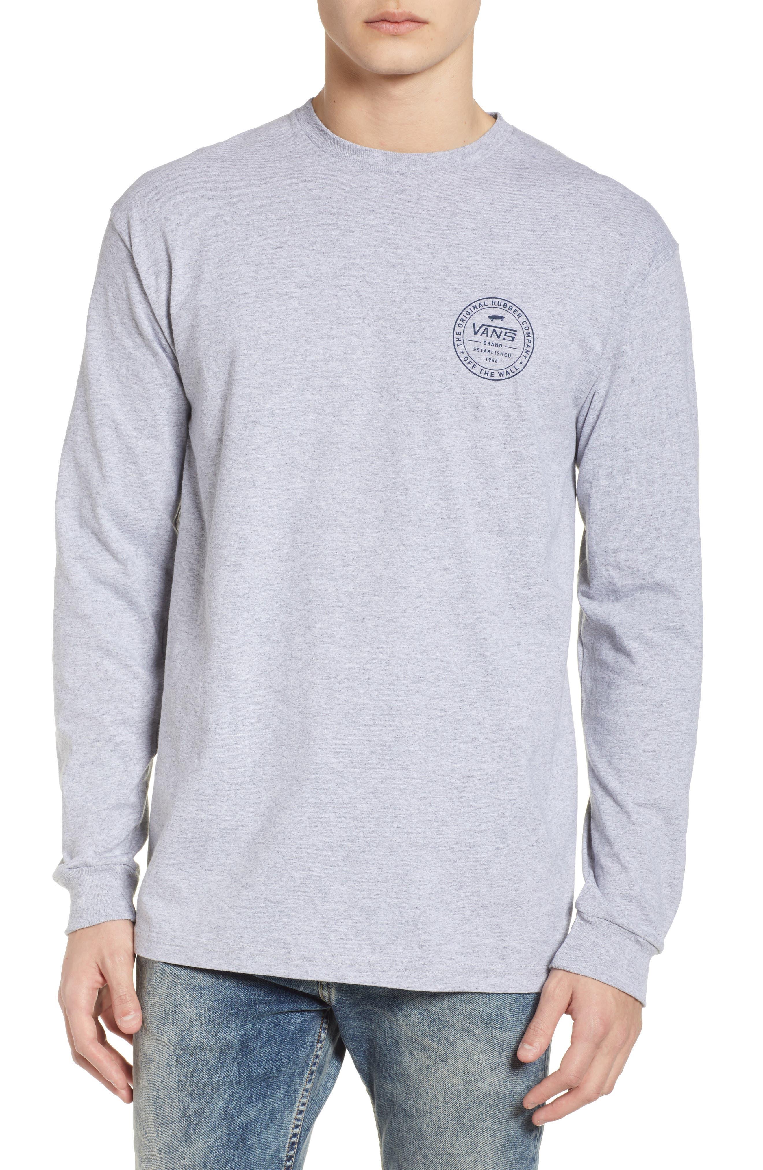Established '66 Graphic T-Shirt,                             Main thumbnail 1, color,                             Grey