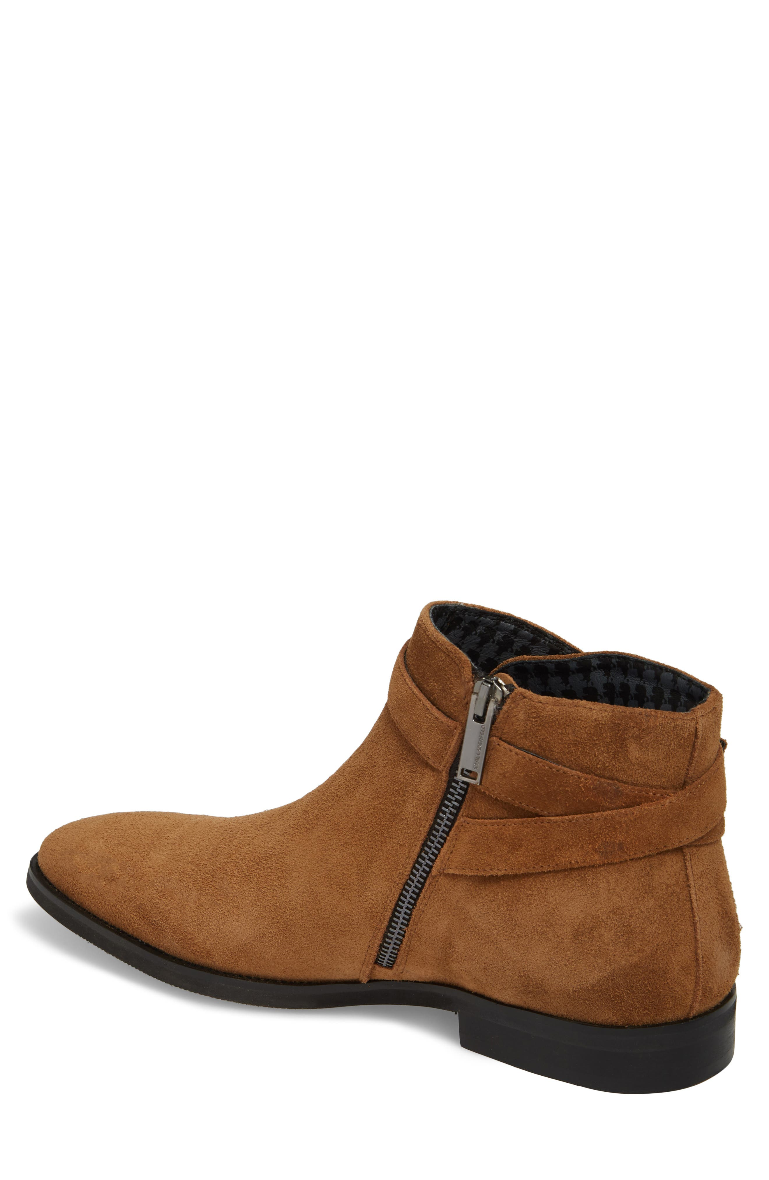 Ankle Wrap Boot,                             Alternate thumbnail 2, color,                             Desert