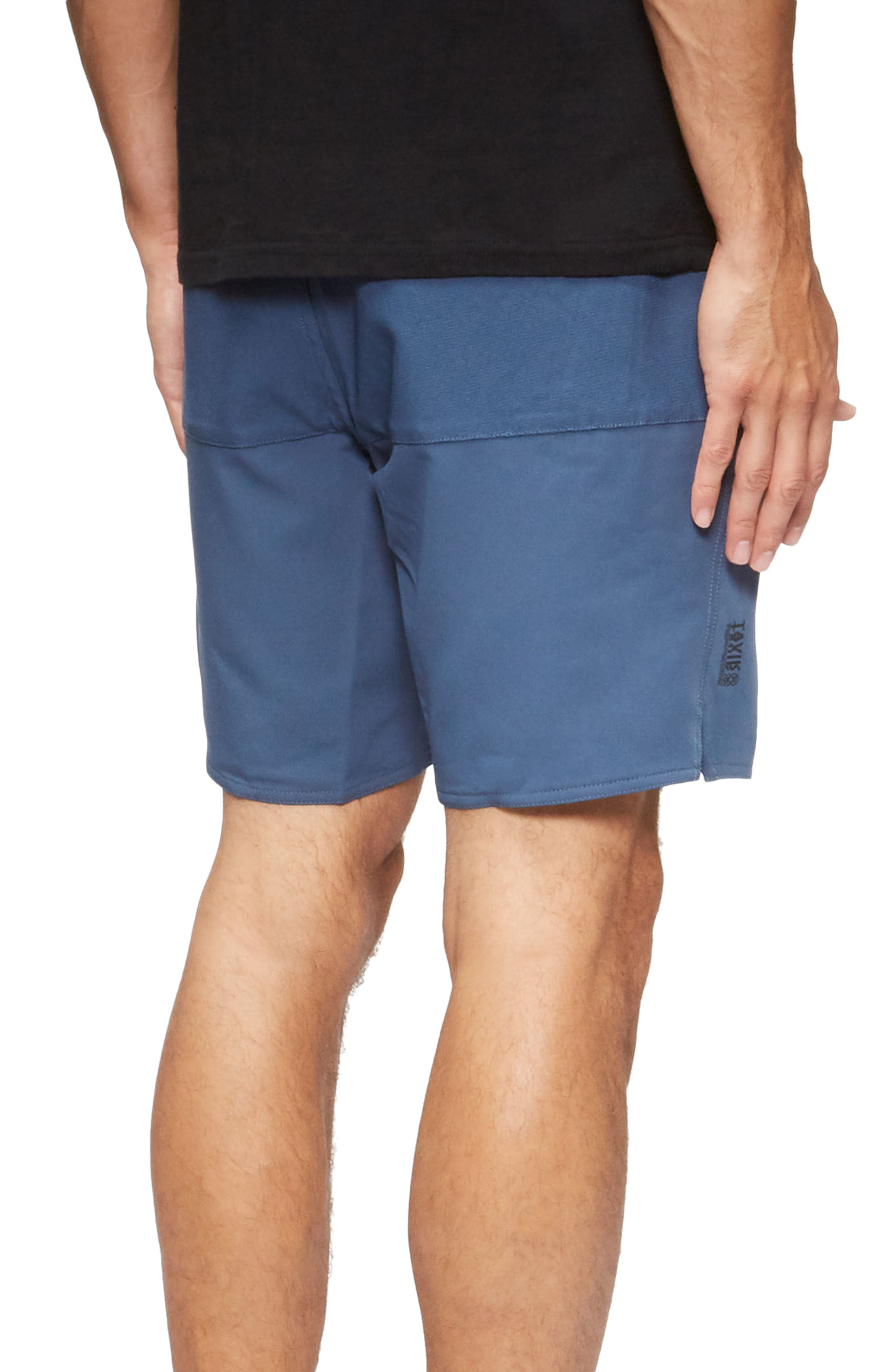 Lido Performance Shorts,                             Alternate thumbnail 2, color,                             True Blue