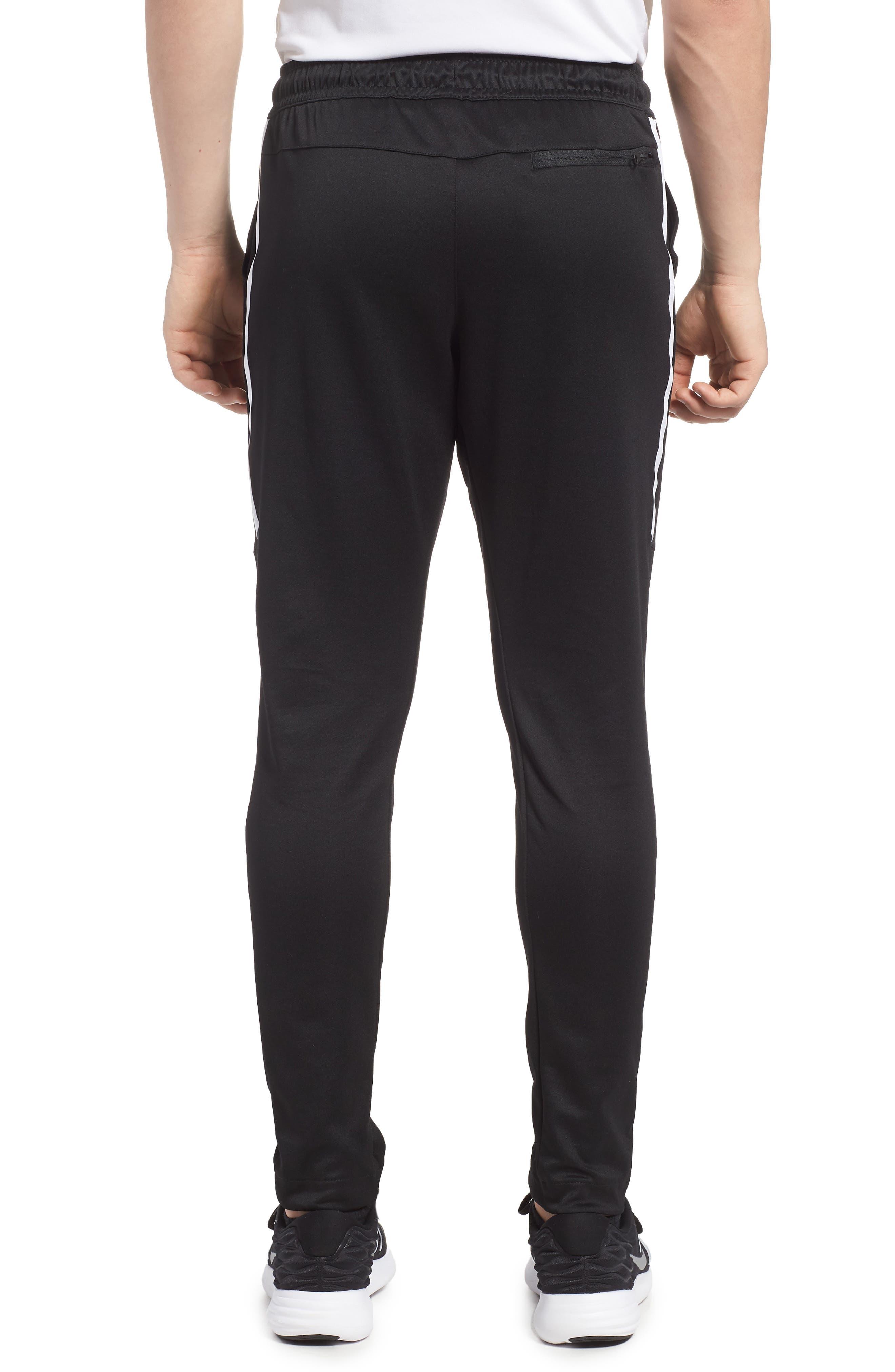 NSW Tribute Jogger Pants,                             Alternate thumbnail 2, color,                             Black/ White/ White