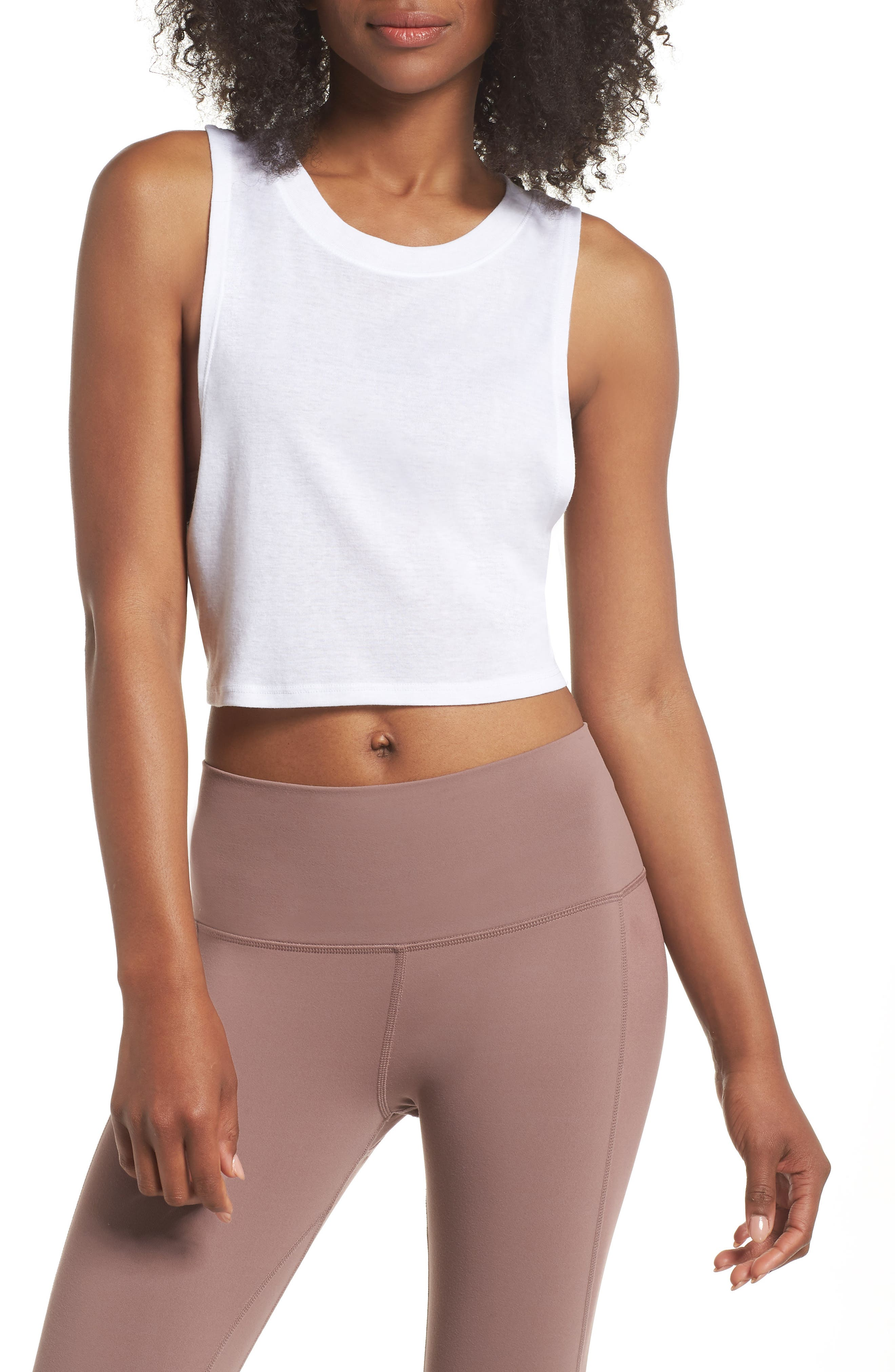 Alo Heat Wave Crop Tank