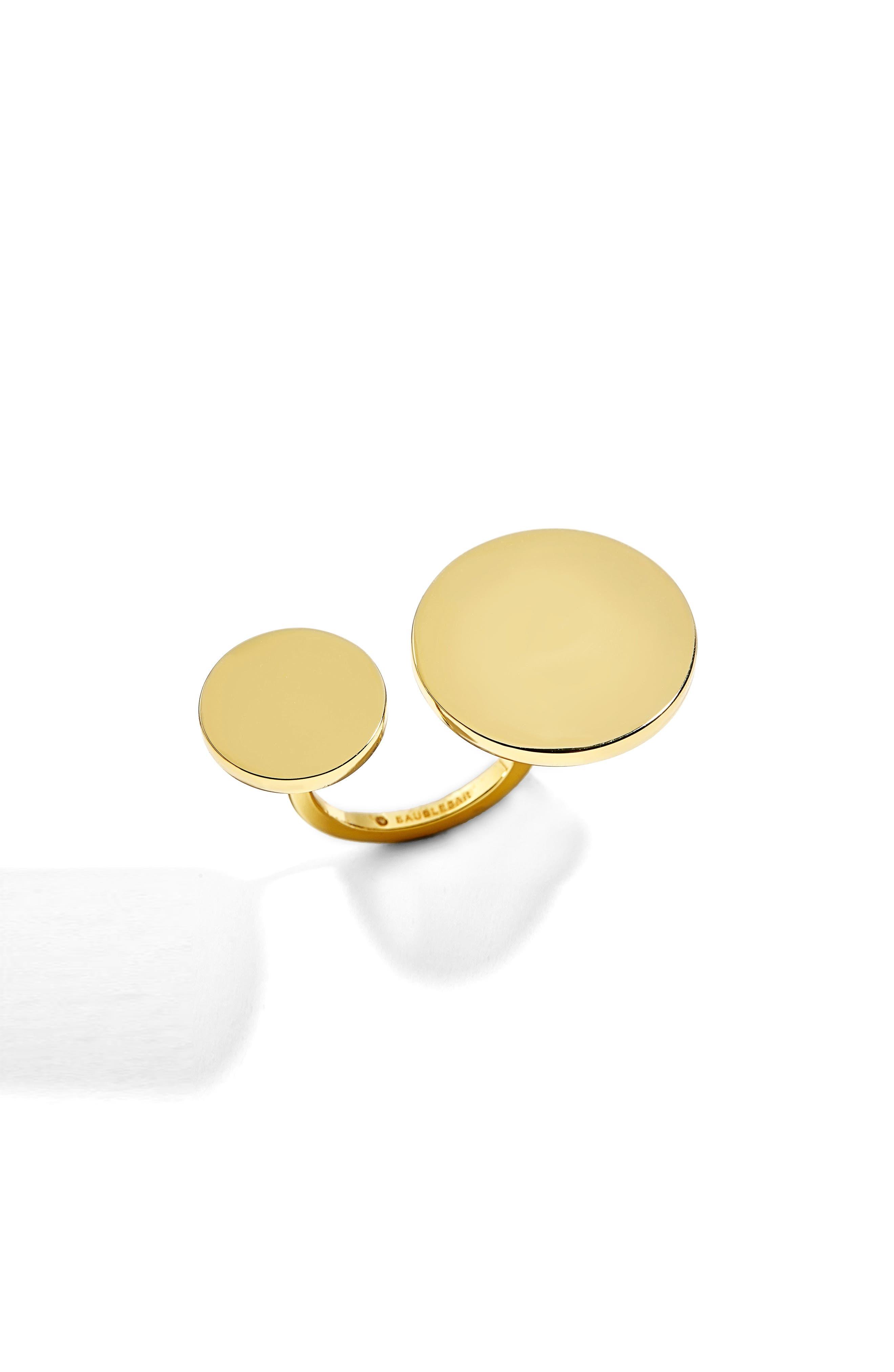 Main Image - BaubleBar Aziel Open Ring