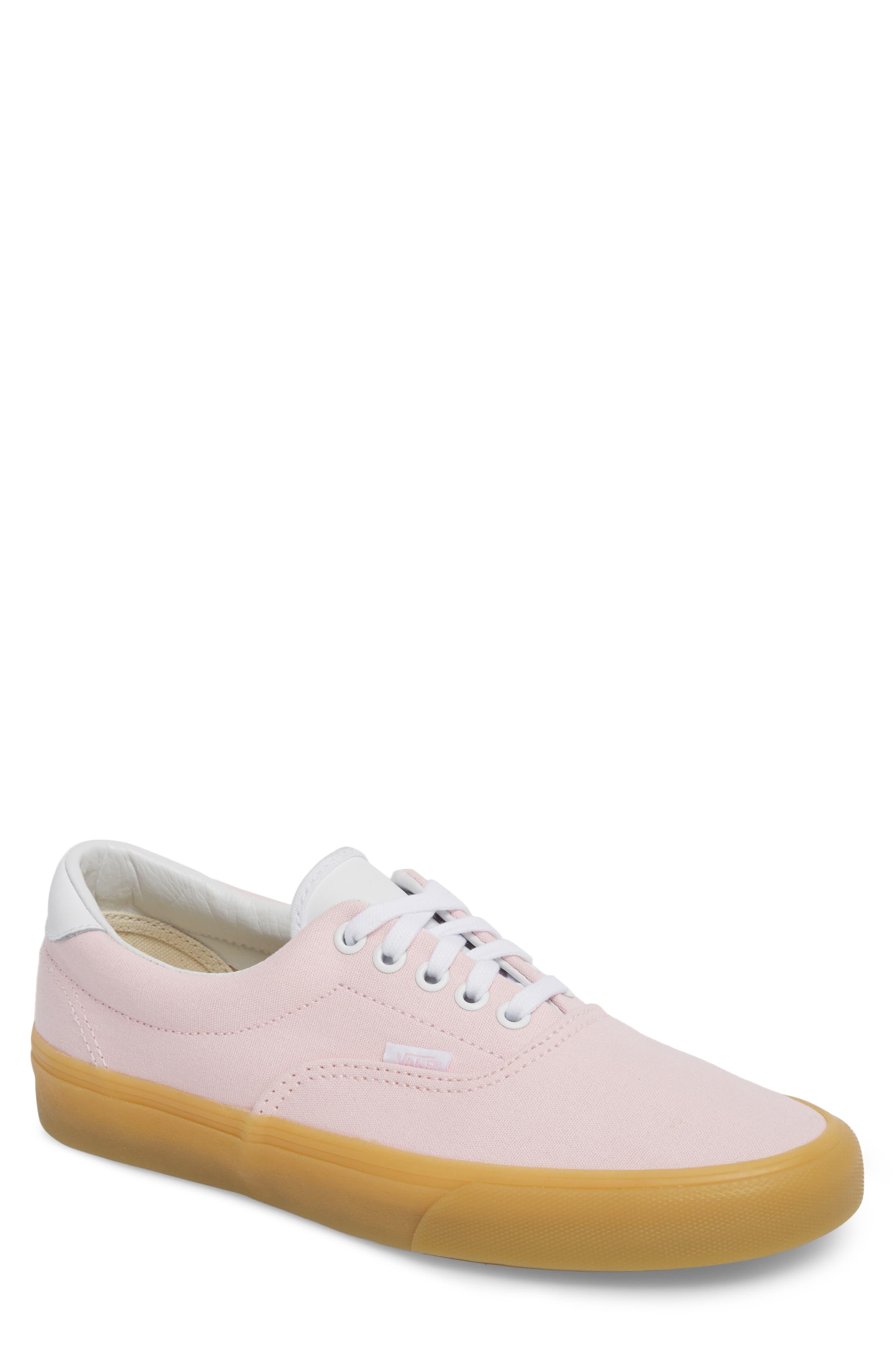 Era 59 Gum Sneaker,                             Main thumbnail 1, color,                             Chalk Pink