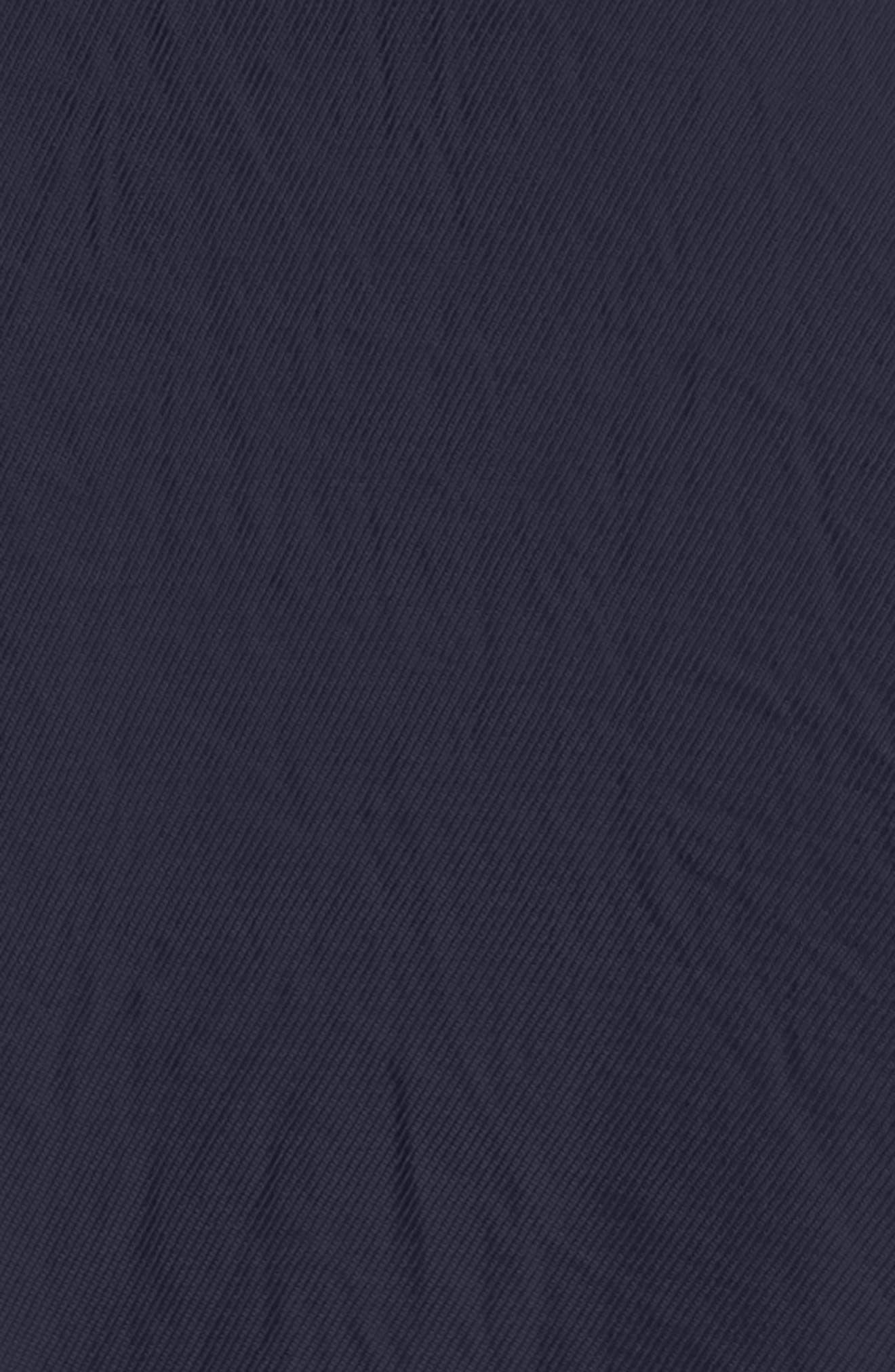 Ruffle Tank Dress,                             Alternate thumbnail 5, color,                             Midnight