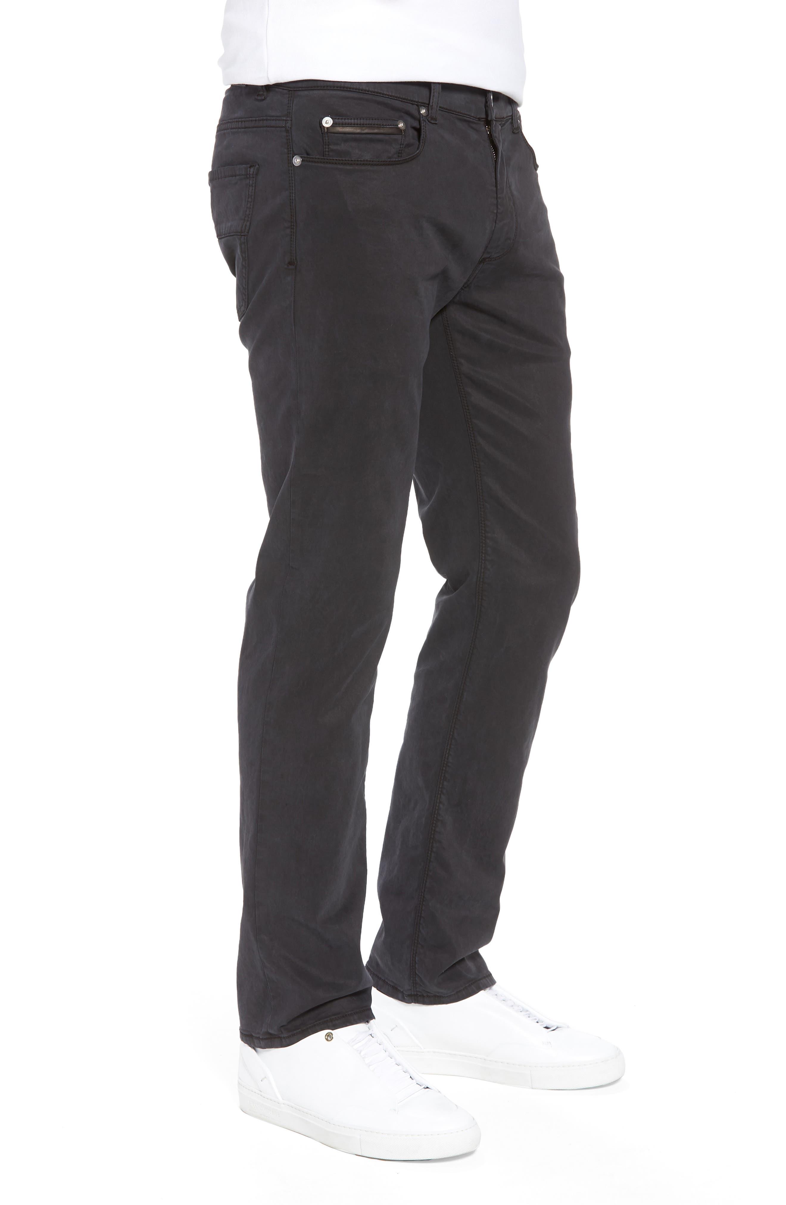 Alternate Image 3  - Bugatchi Trim Fit Pants