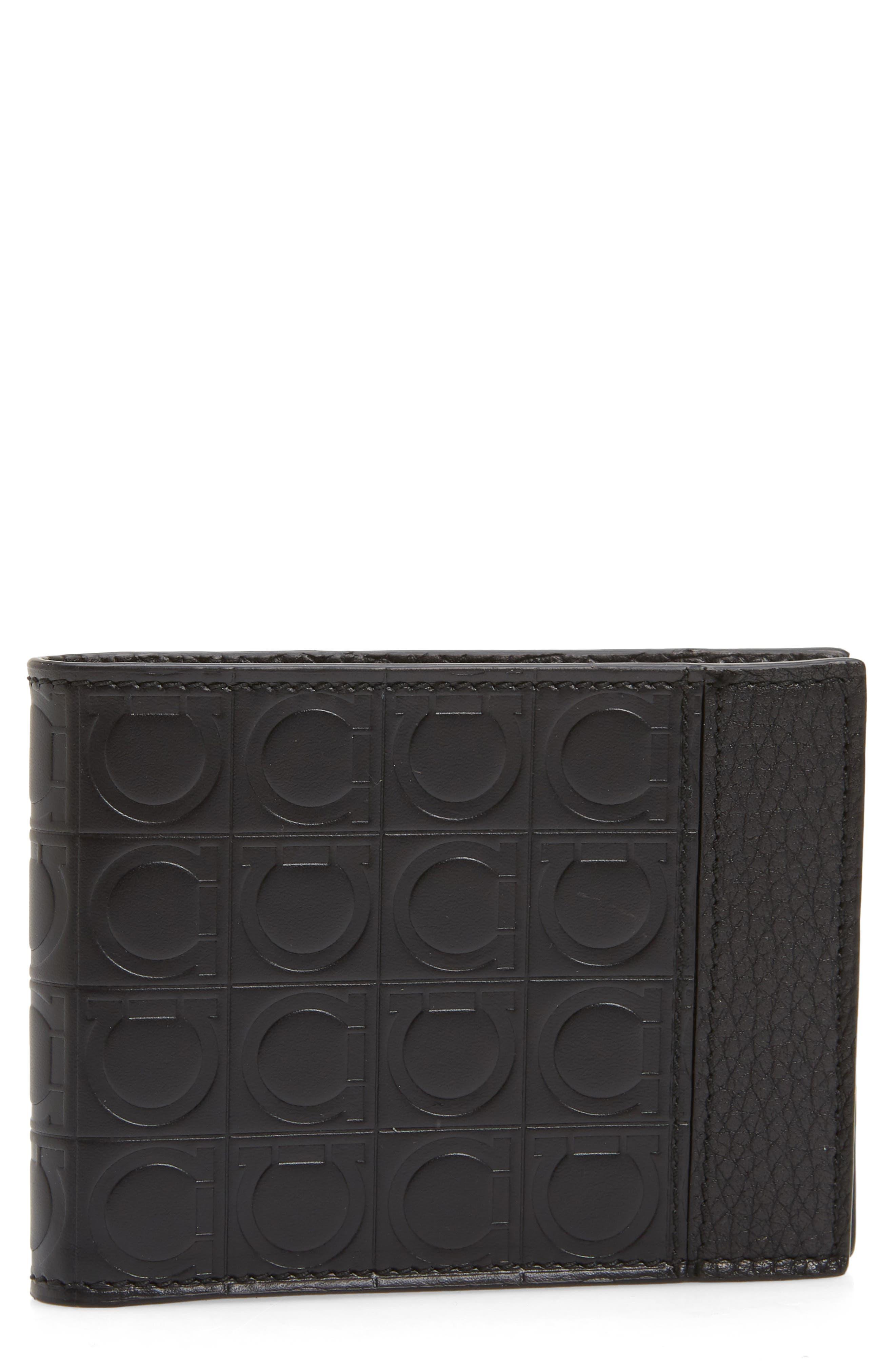 Main Image - Salvatore Ferragamo Firenze Gamma Leather Wallet