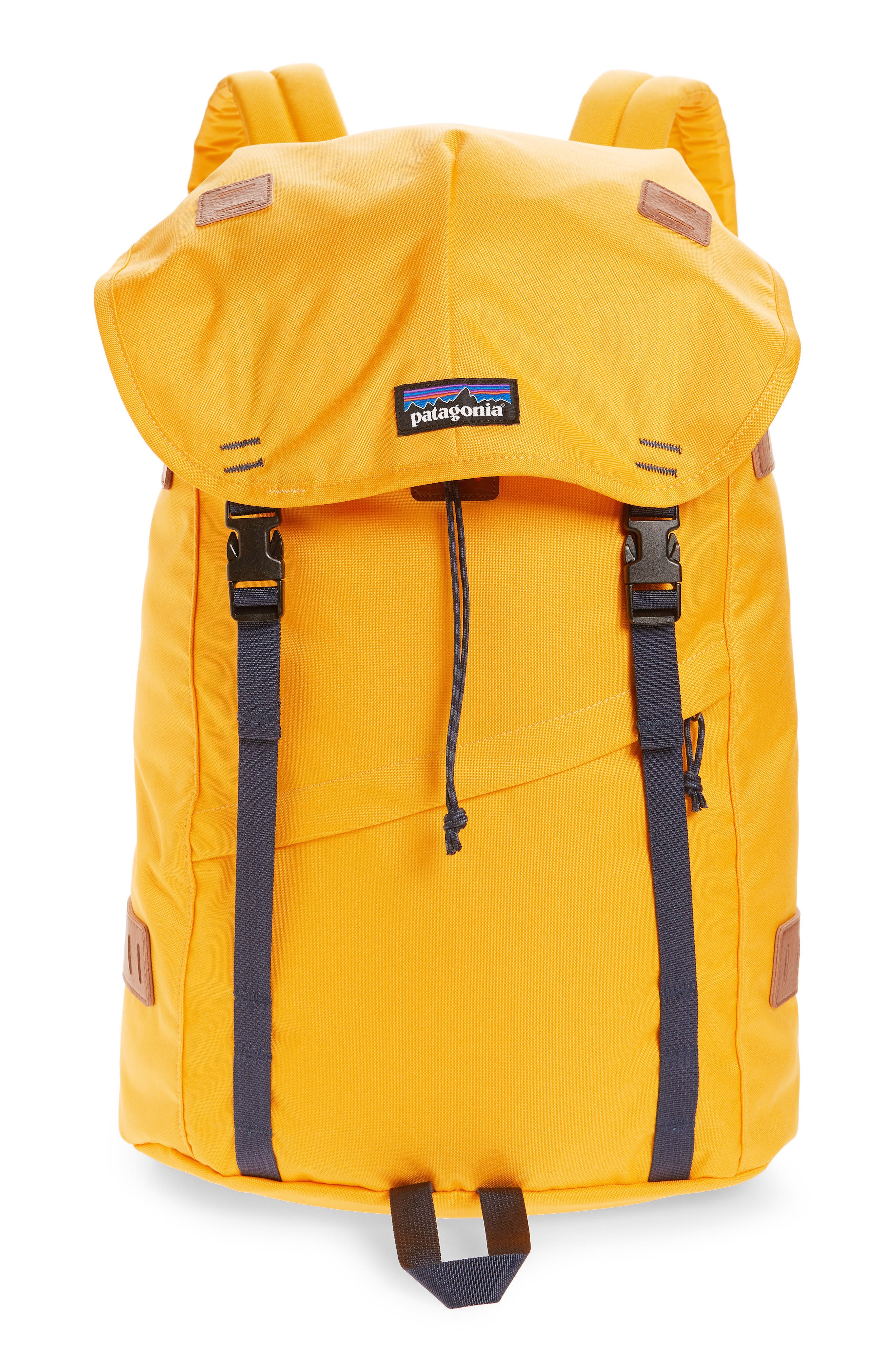 Arbor 26-Liter Backpack,                             Main thumbnail 1, color,                             Rugby Yellow