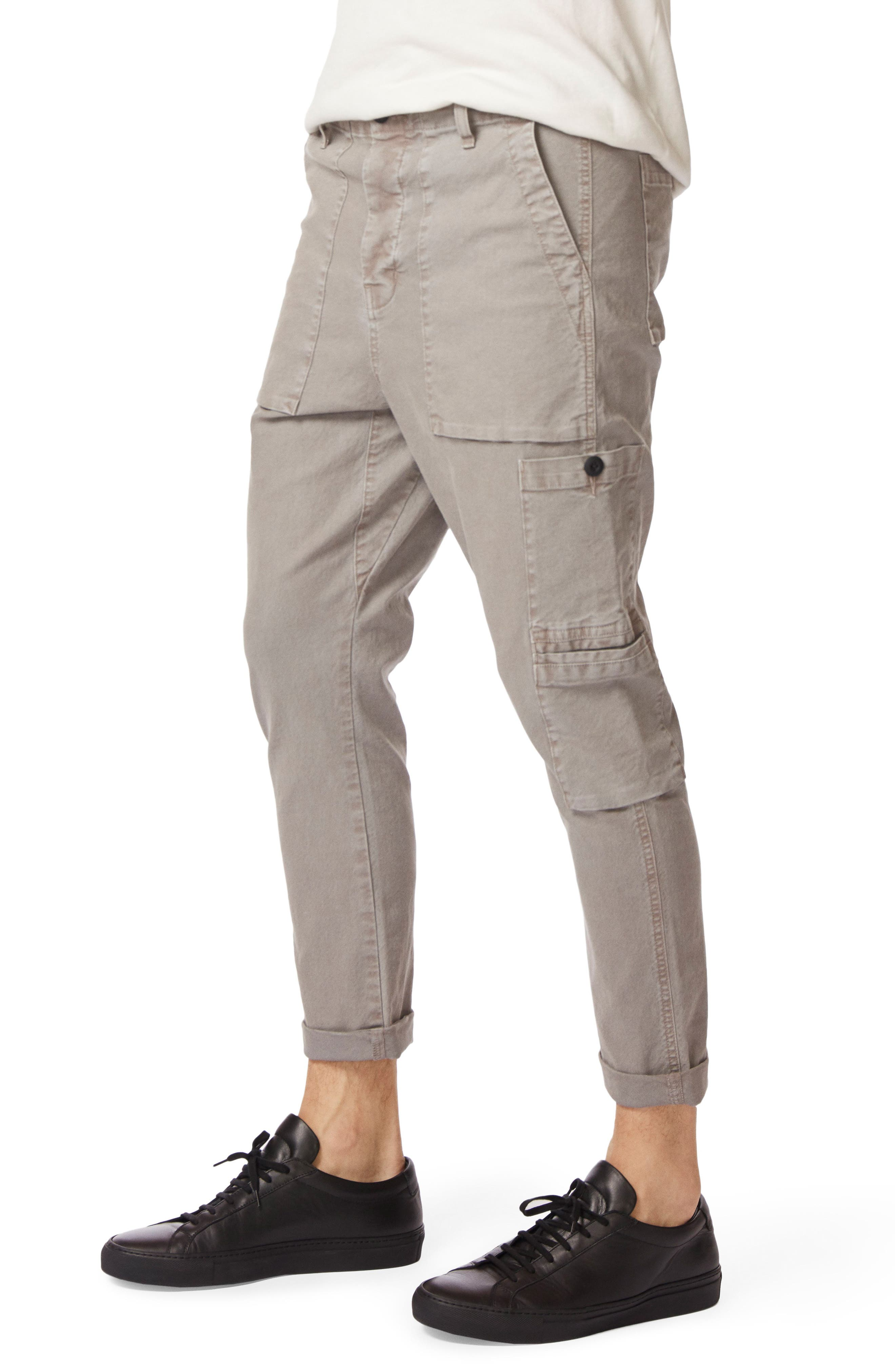 Koeficient Straight Fit Pant,                             Alternate thumbnail 3, color,                             Dull Drawi
