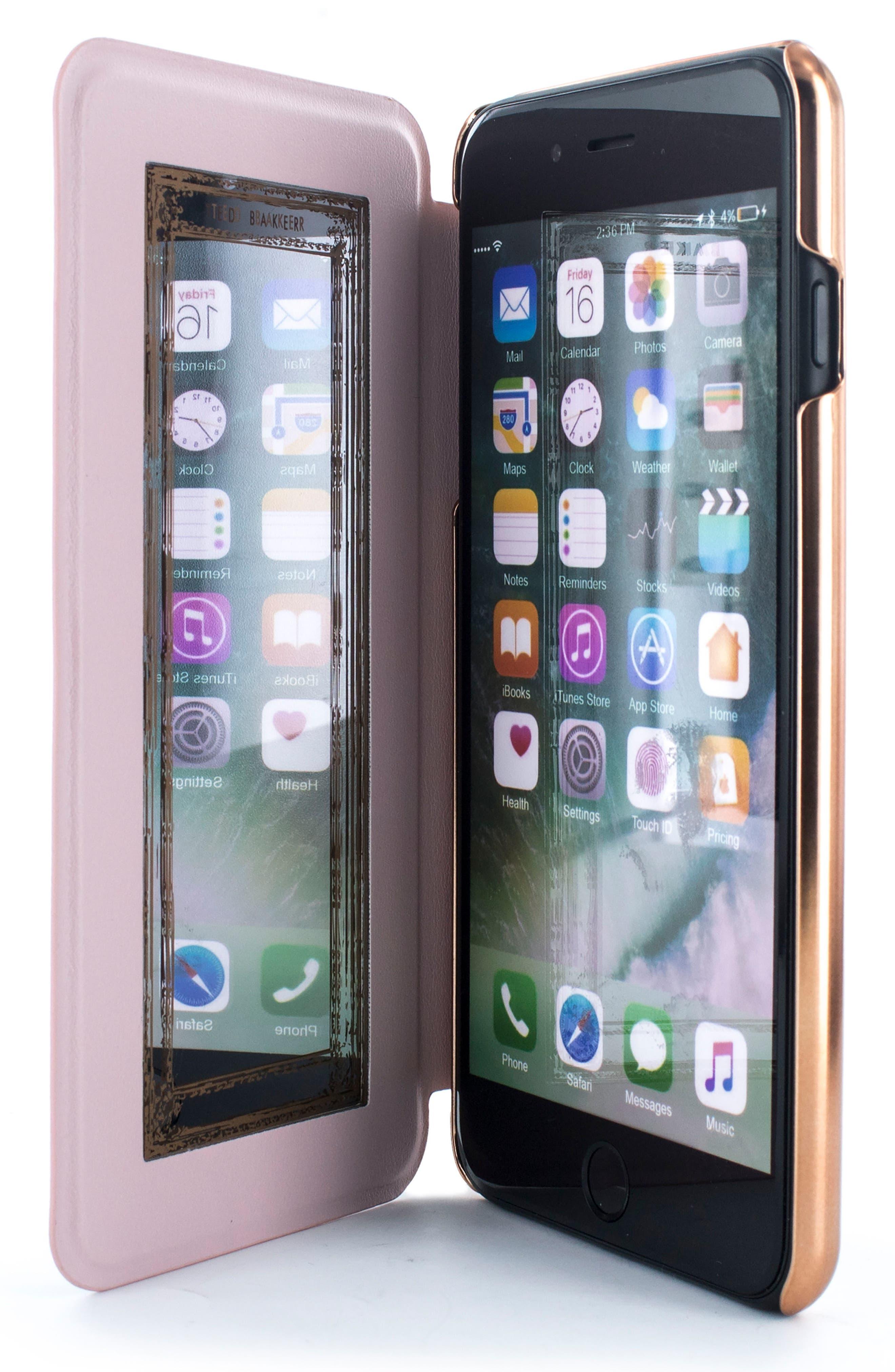 Palace Gardens iPhone 7/8 & 7/8 Plus Case,                             Alternate thumbnail 2, color,                             Pink