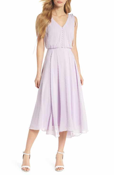 Women\'s Chiffon Wedding-Guest Dresses | Nordstrom