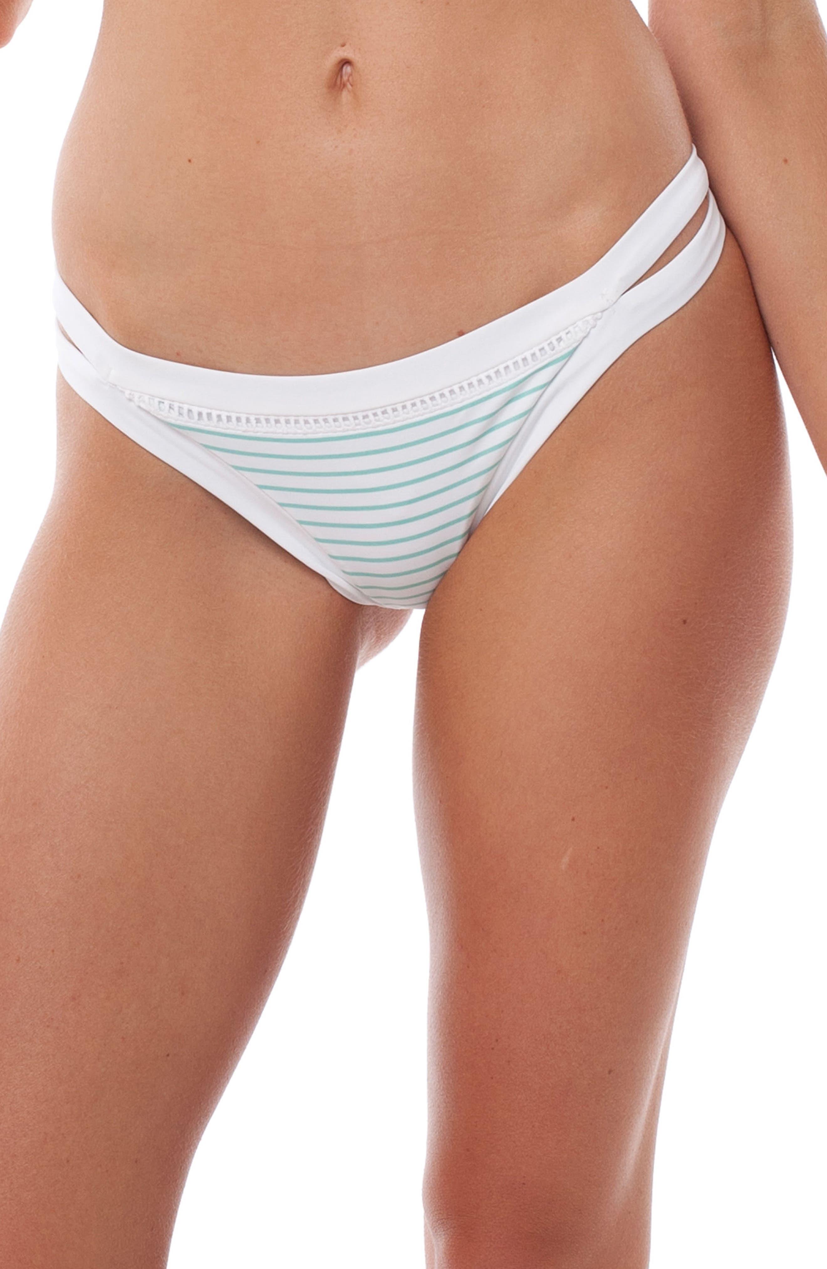 Sunkissed Itsy Bikini Bottoms,                             Main thumbnail 1, color,                             Aruba