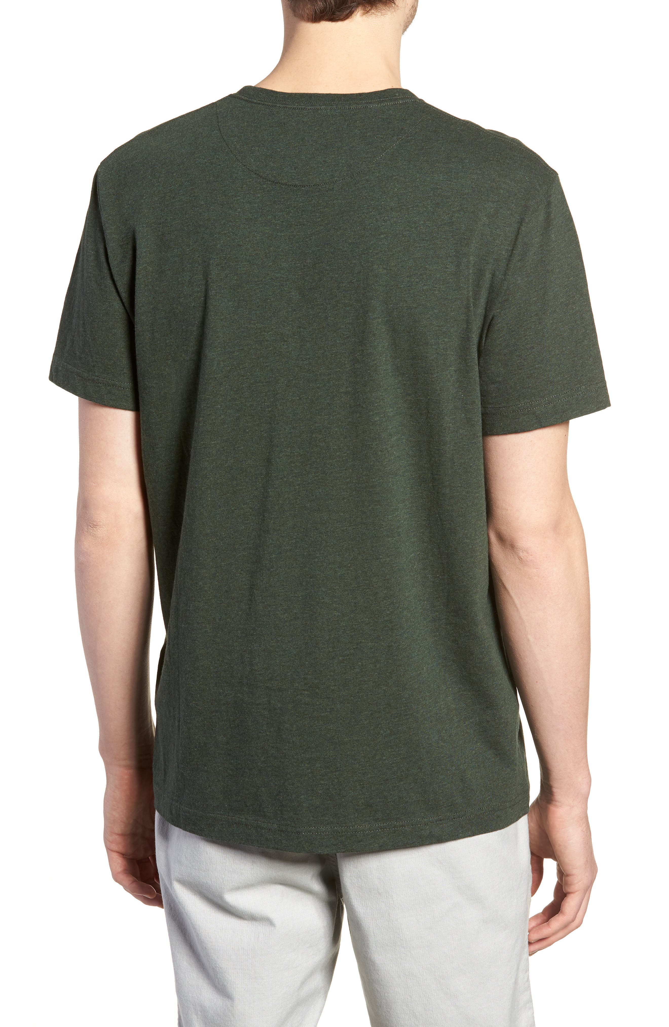 The Gunn T-Shirt,                             Alternate thumbnail 2, color,                             Moss