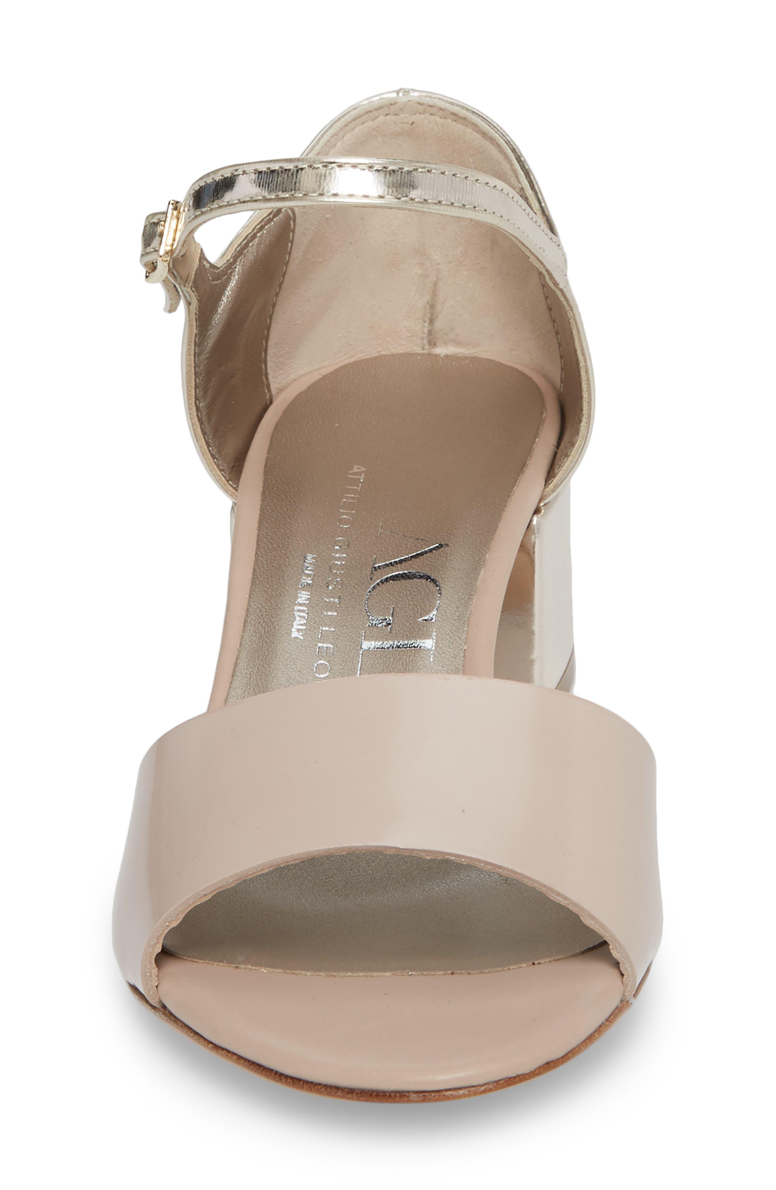 Alternate Image 4  - AGL Quarter Strap Sandal (Women)