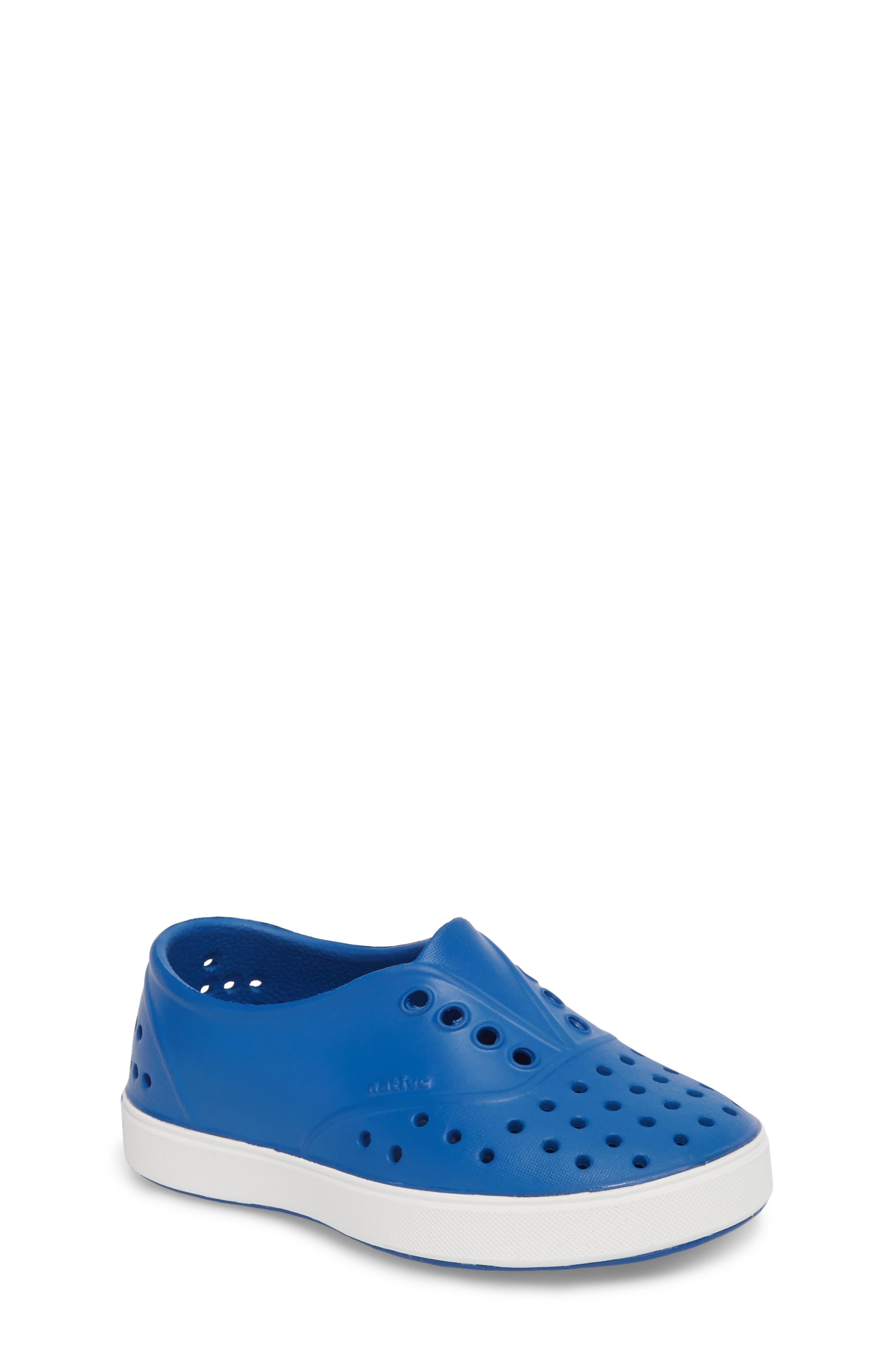 Native Shoes Miller Water Friendly Slip-On Sneaker (Walker, Toddler & Little Kid)