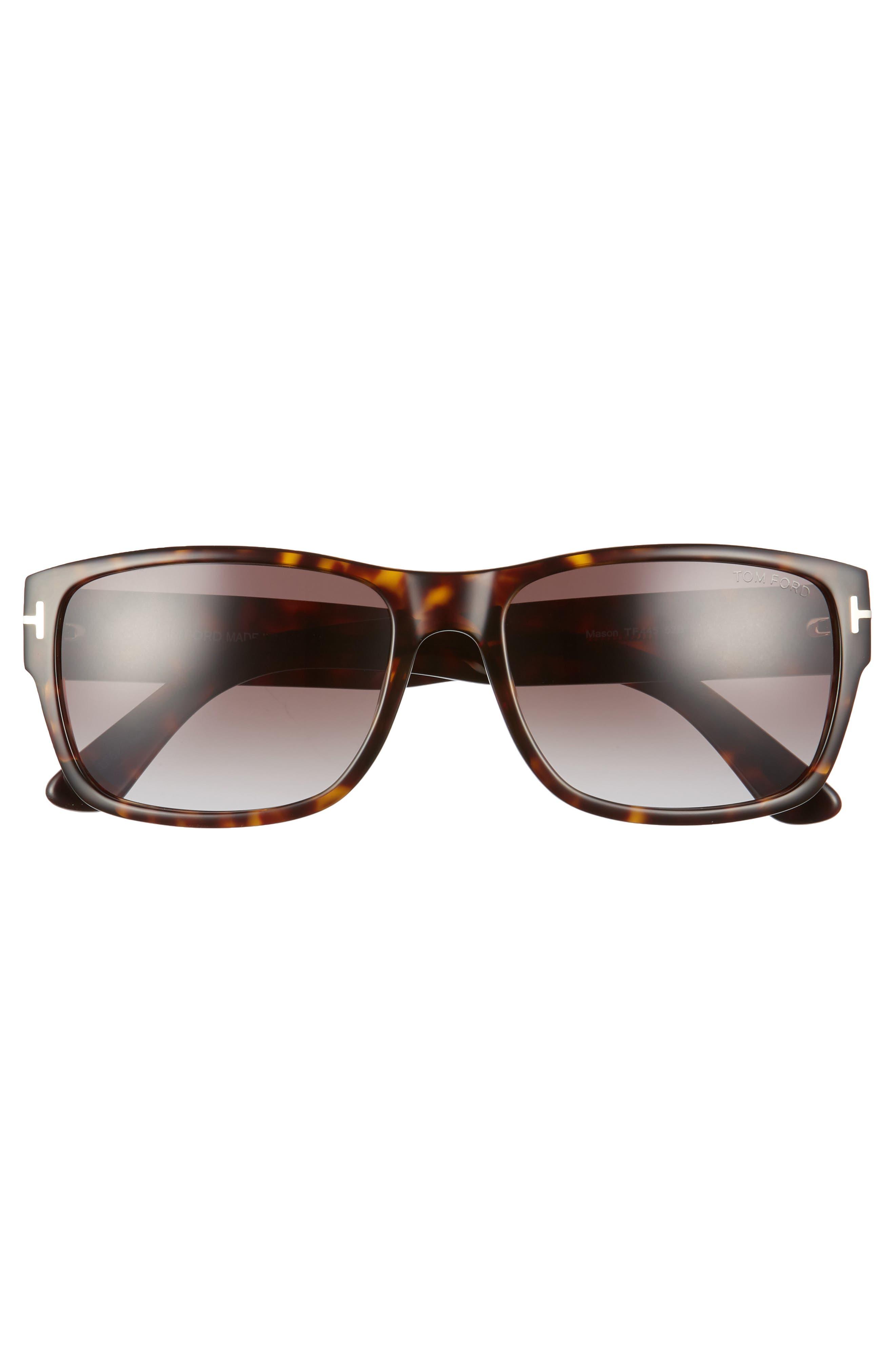 Alternate Image 3  - Tom Ford 'Mason' 58mm Sunglasses