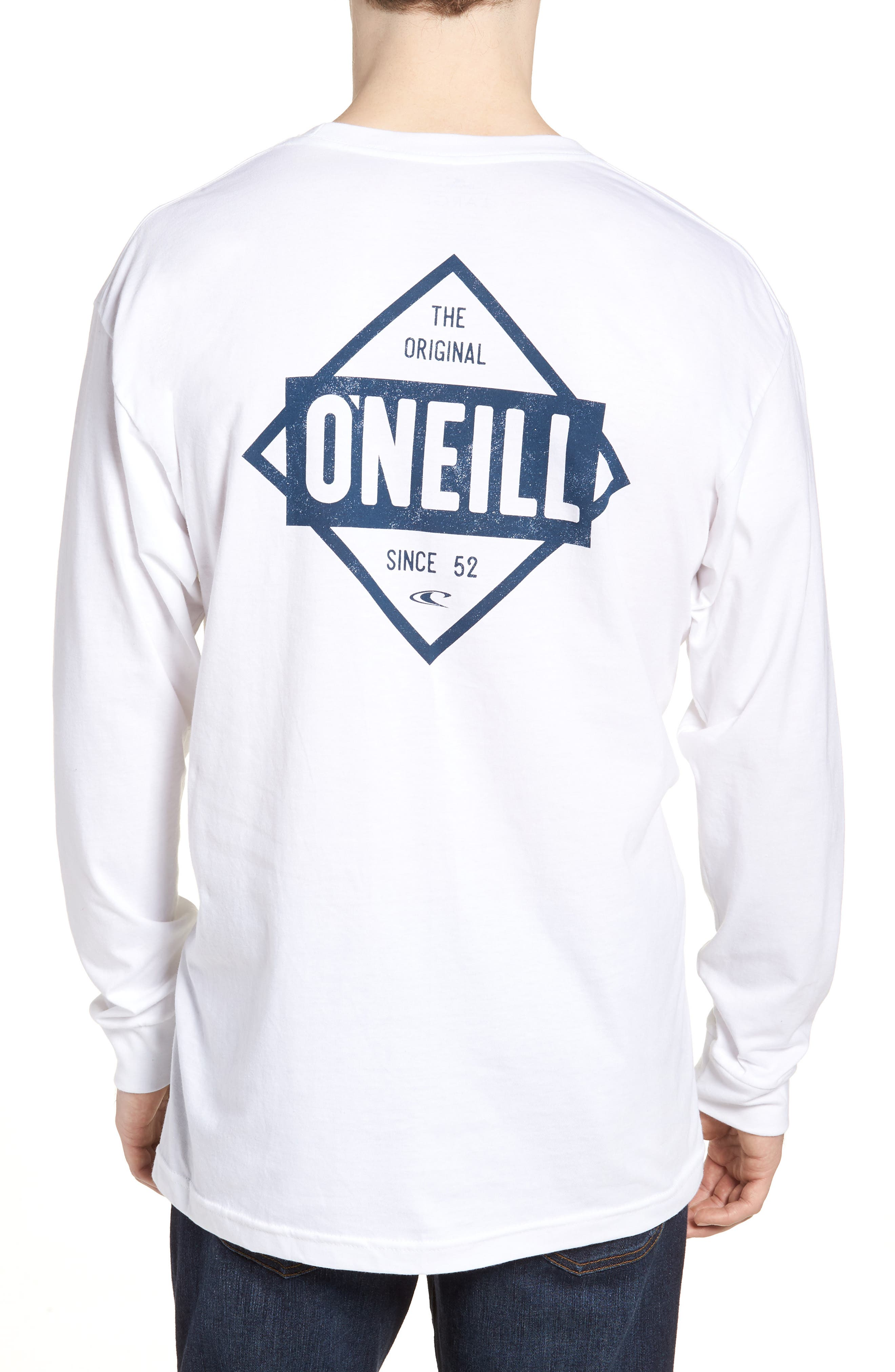 The Biz Graphic T-Shirt,                             Alternate thumbnail 2, color,                             White
