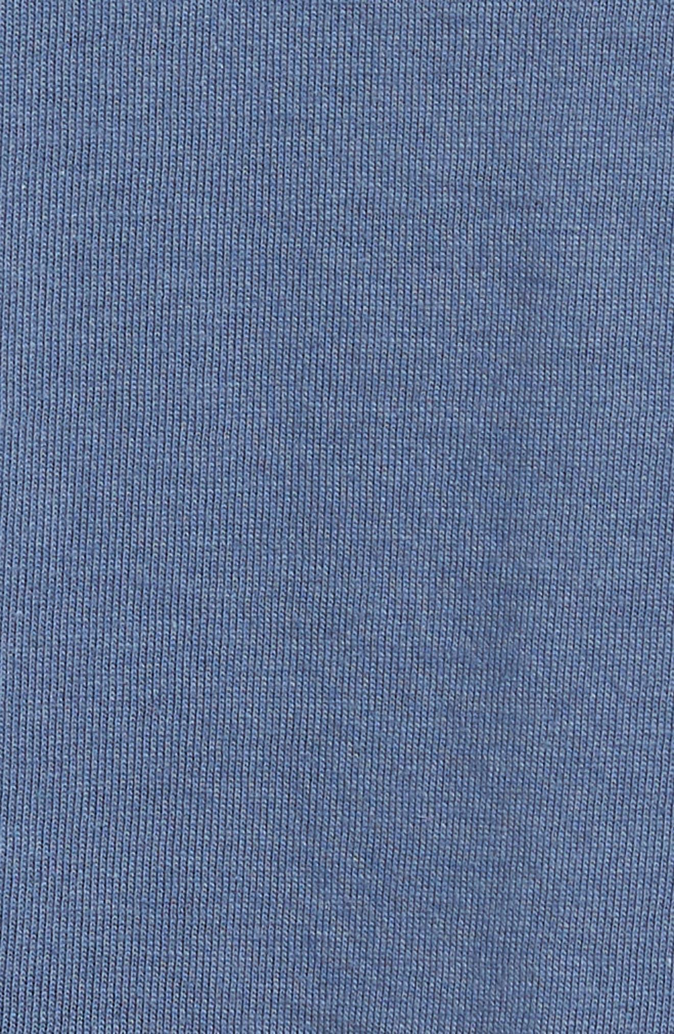 Burch Eye Graphic T-Shirt,                             Alternate thumbnail 5, color,                             Deep Blue