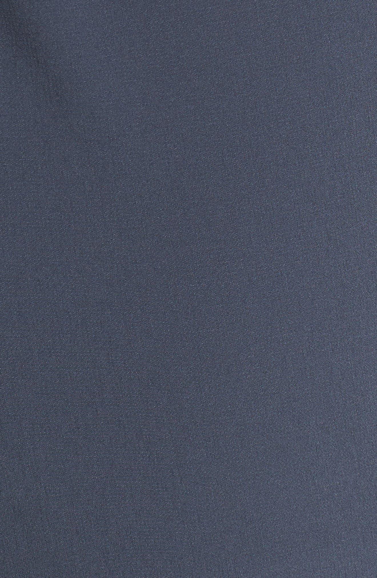 Perpetual Cargo Jogger Pants,                             Alternate thumbnail 5, color,                             Stealth Gray/ Black