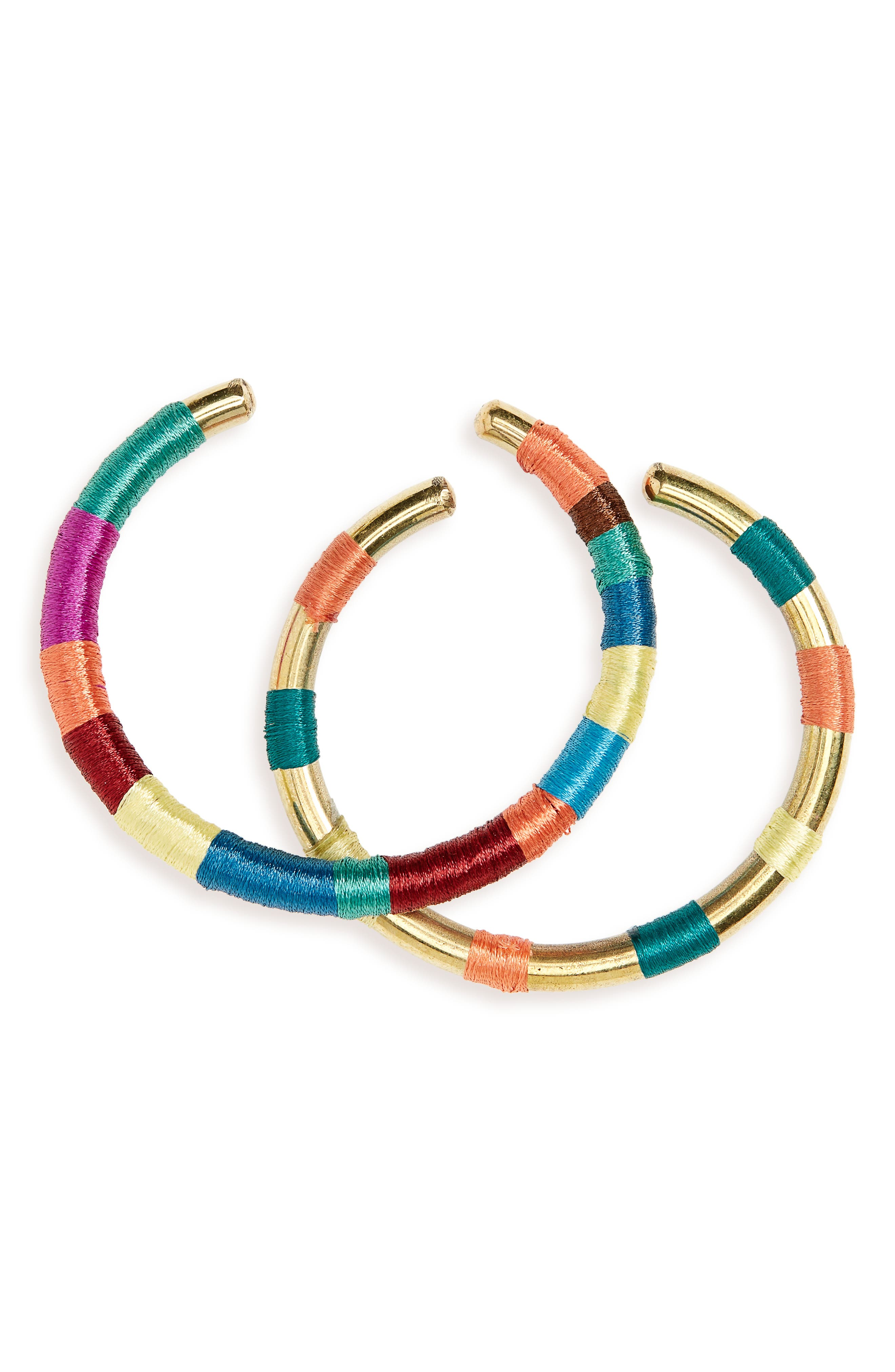 Panacea Set of 2 Cuff Bracelets