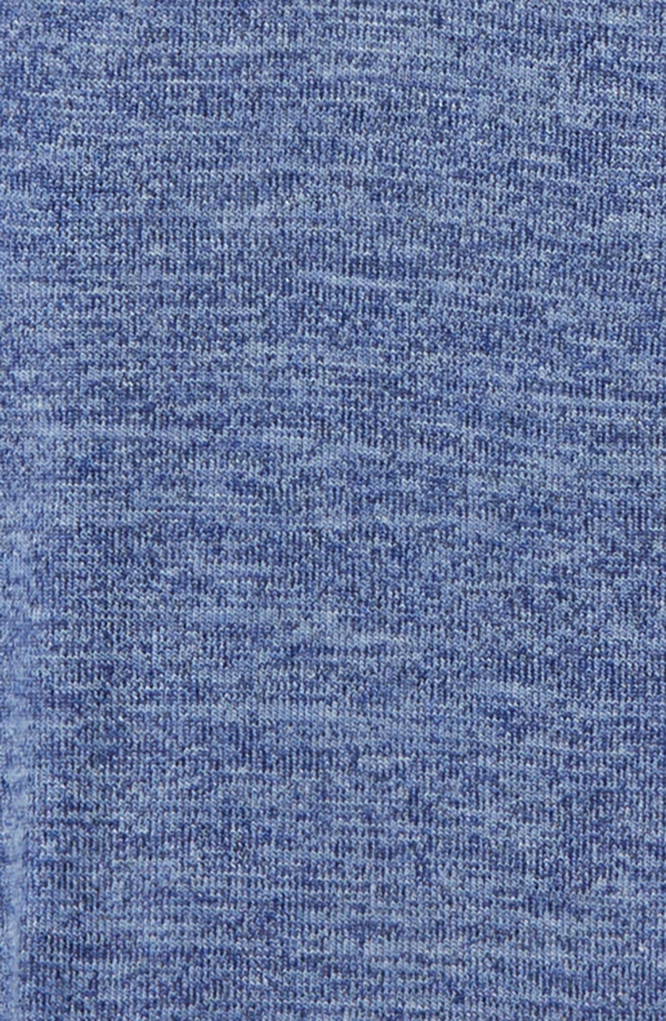 Landon Knit Shirt,                             Alternate thumbnail 2, color,                             Blue