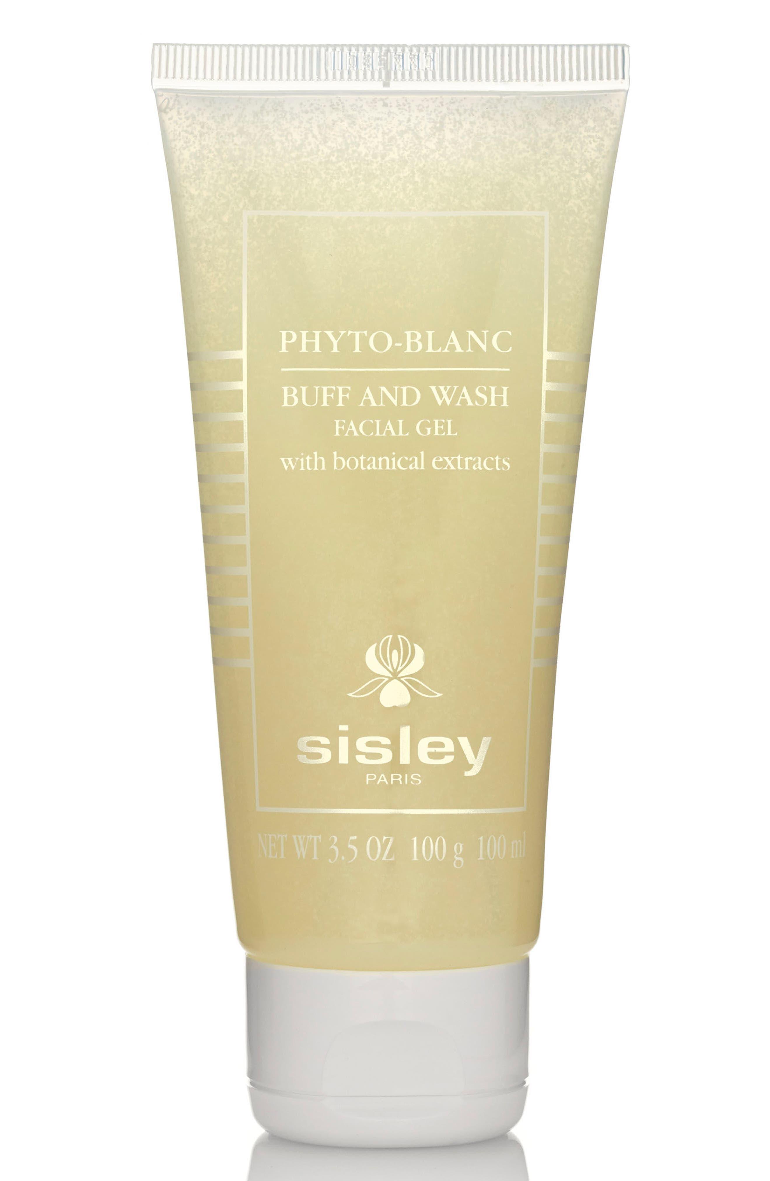 Sisley Paris Phyto-Blanc Buff and Wash Facial Gel