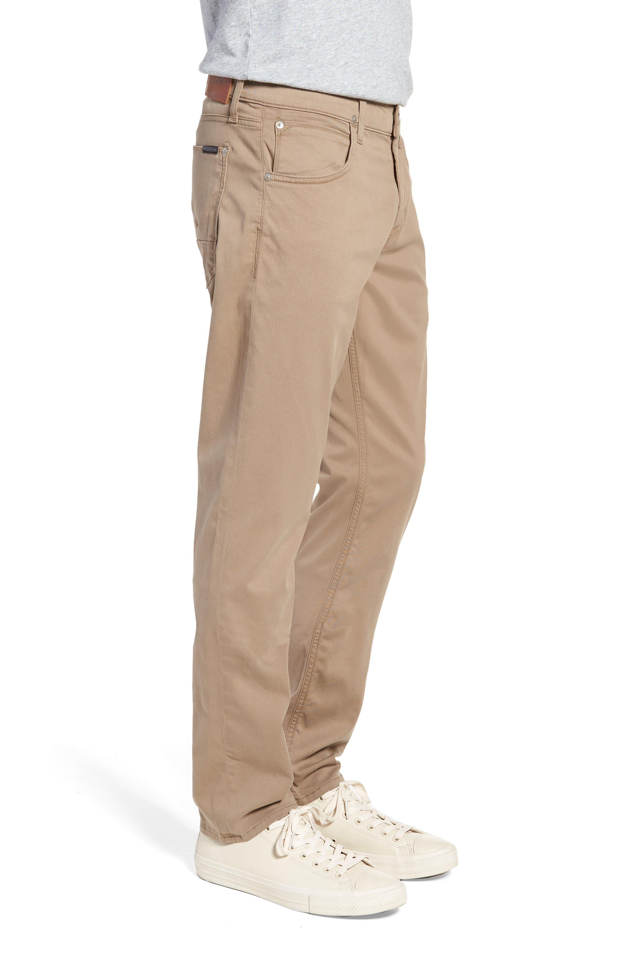 Blake Slim Fit Jeans,                             Alternate thumbnail 3, color,                             Sandman