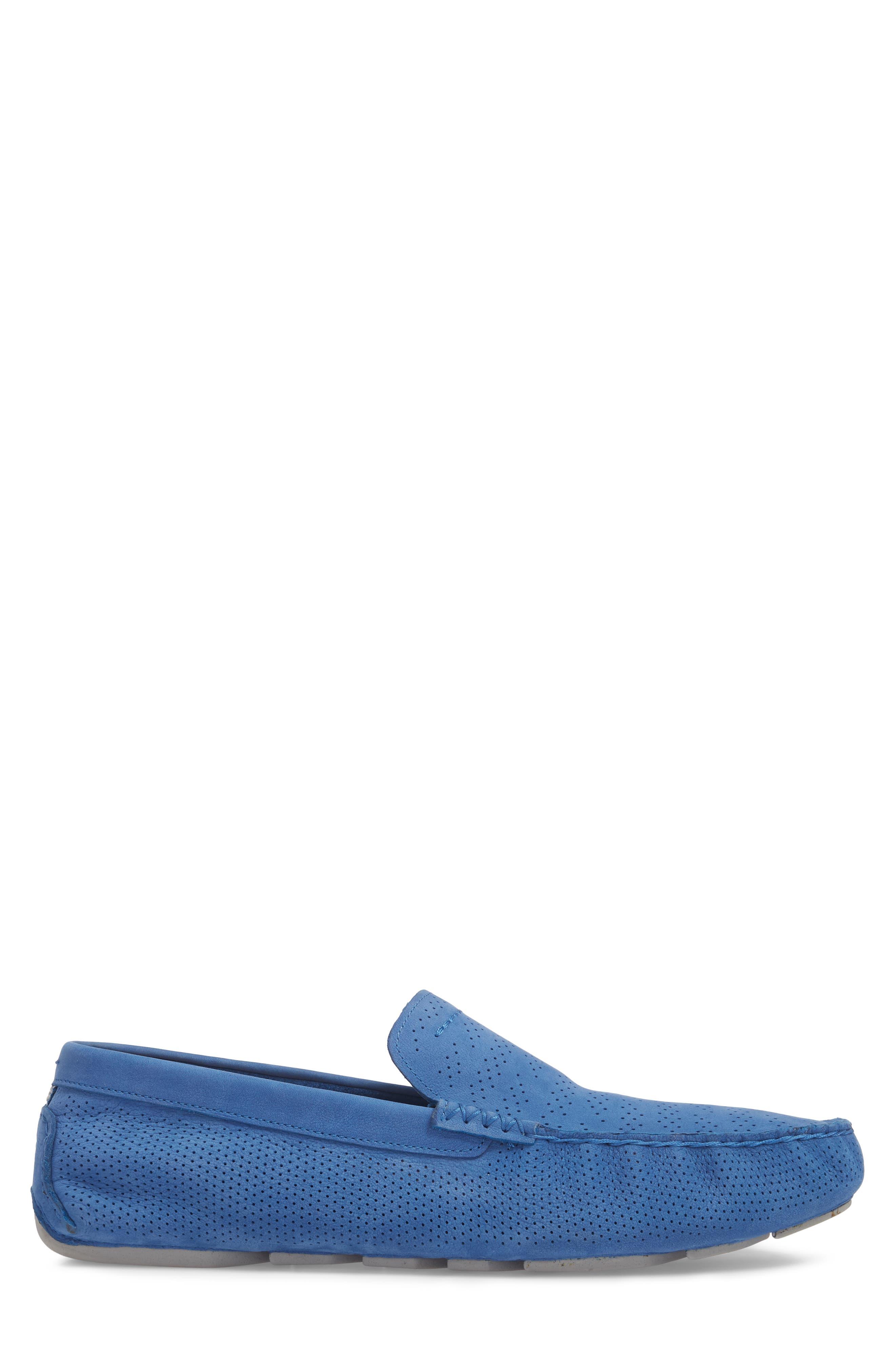 Alternate Image 3  - UGG® Henrick Twinsole® Driving Shoe (Men)