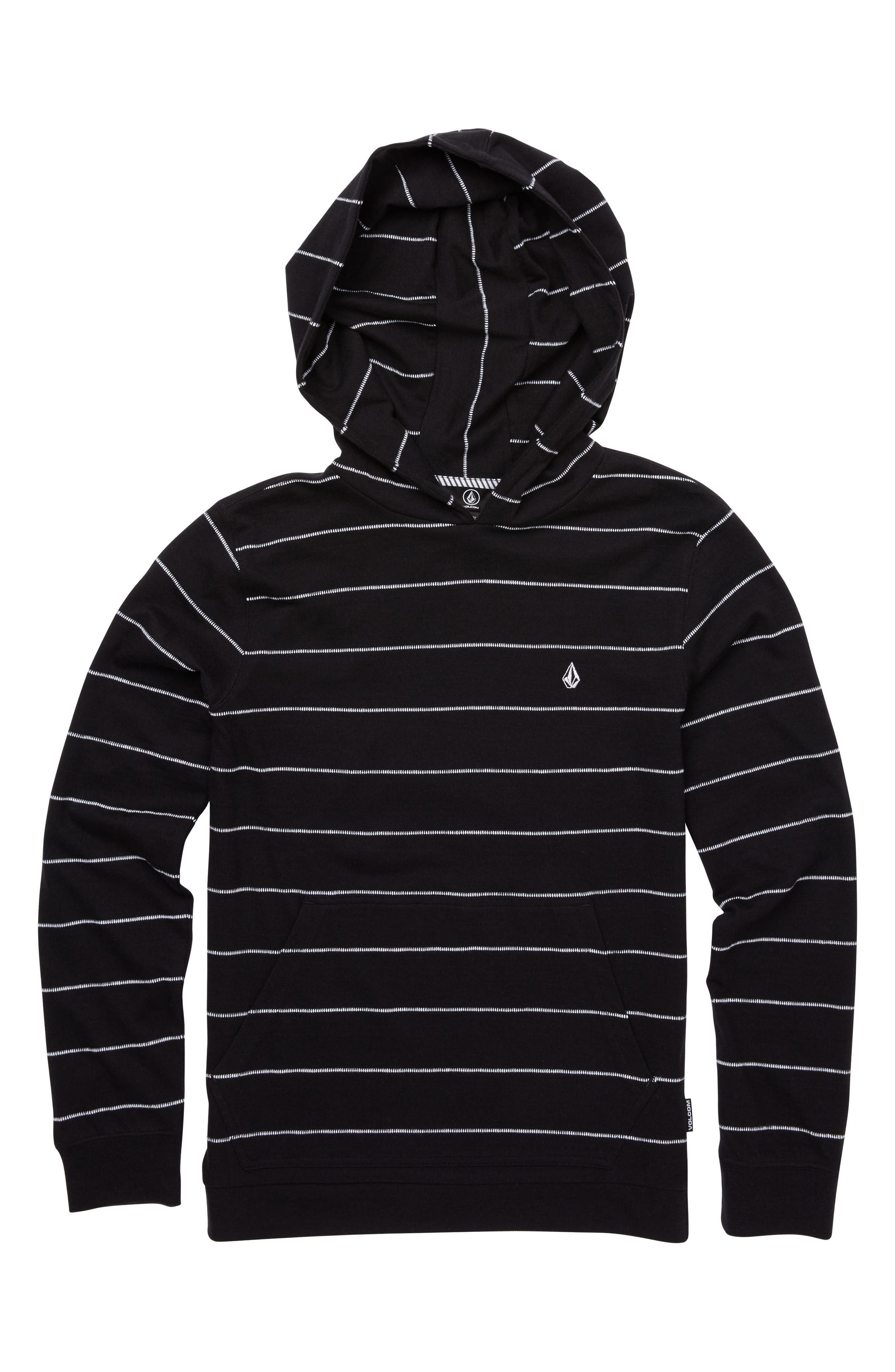 Wallace Hoodie,                         Main,                         color, Black