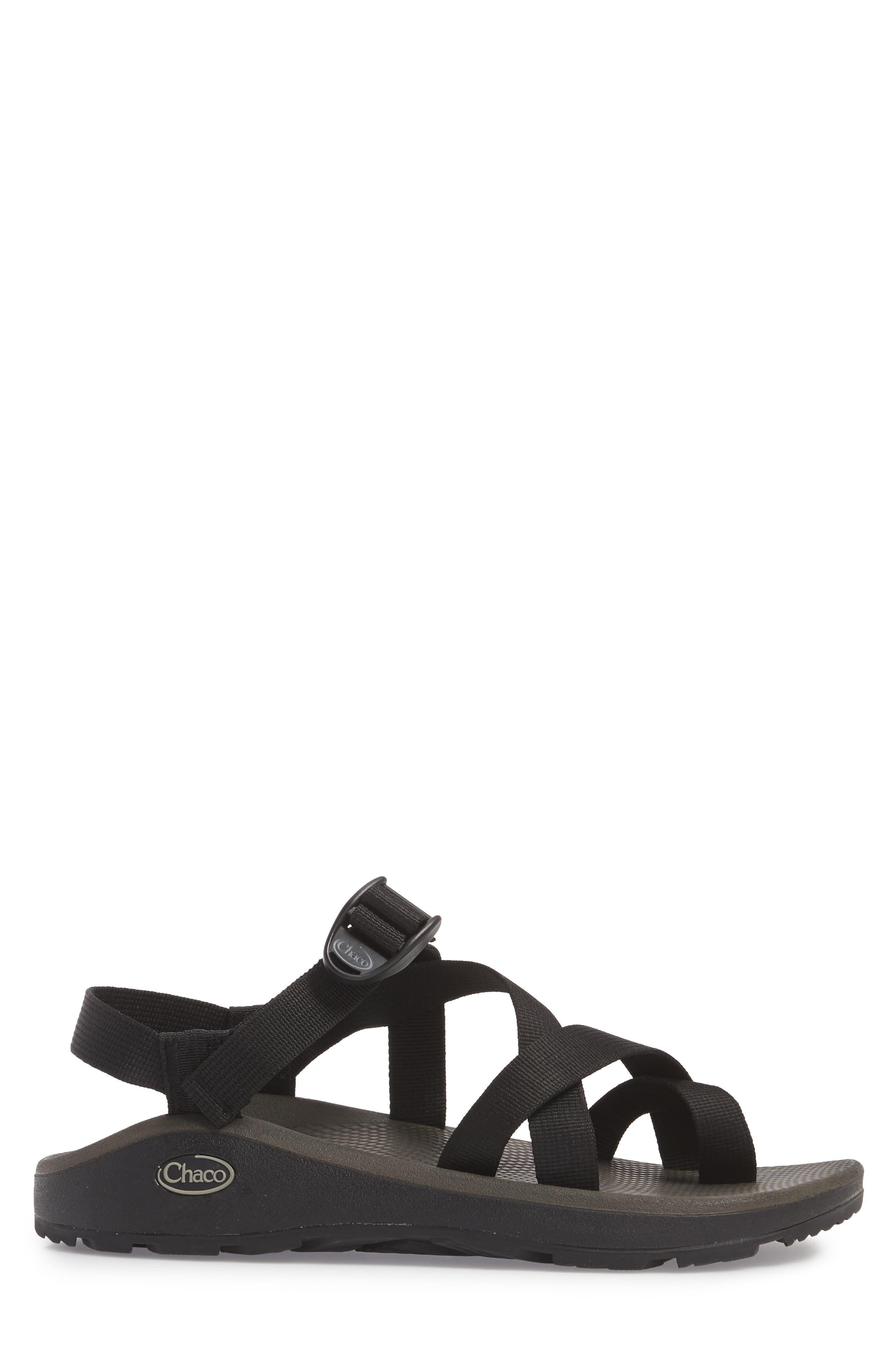 Z/Cloud 2 Sport Sandal,                             Alternate thumbnail 3, color,                             Black