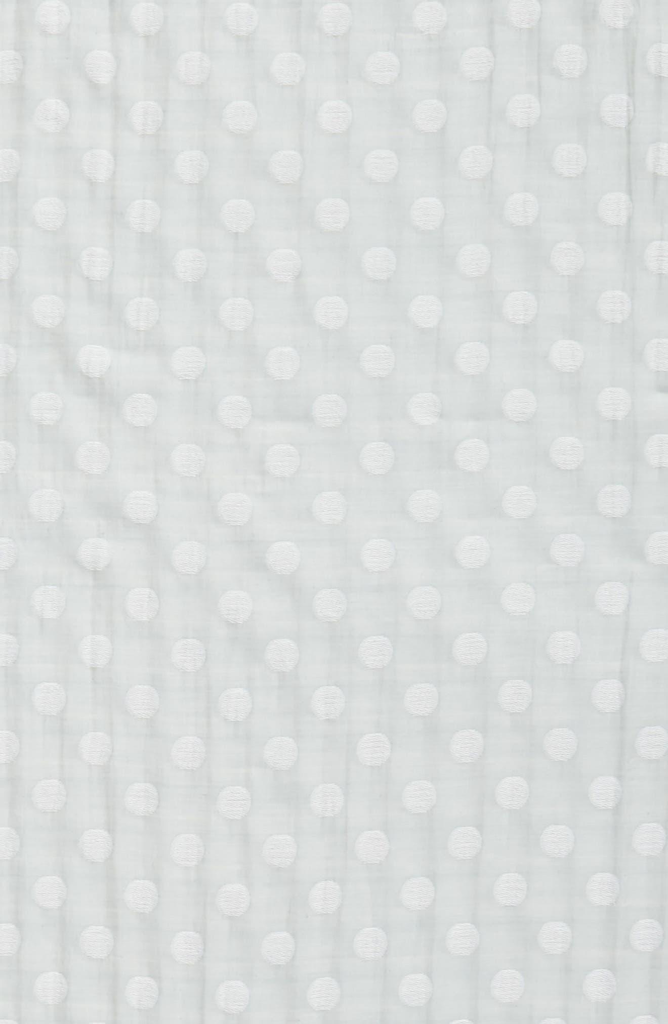 Alternate Image 4  - Eileen Fisher Clip Dot Scarf