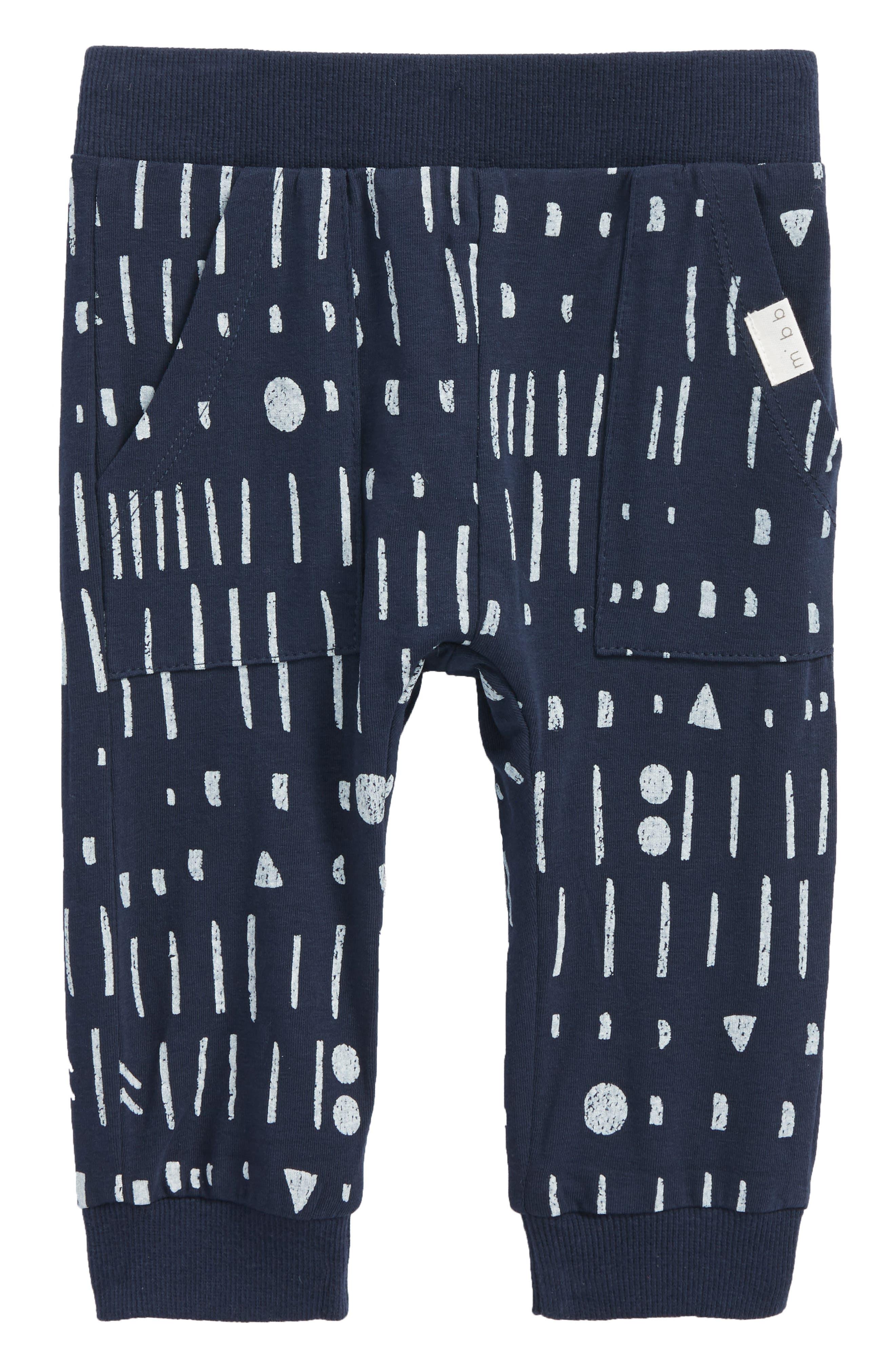 Main Image - Miles Baby Jogger Pants (Baby)