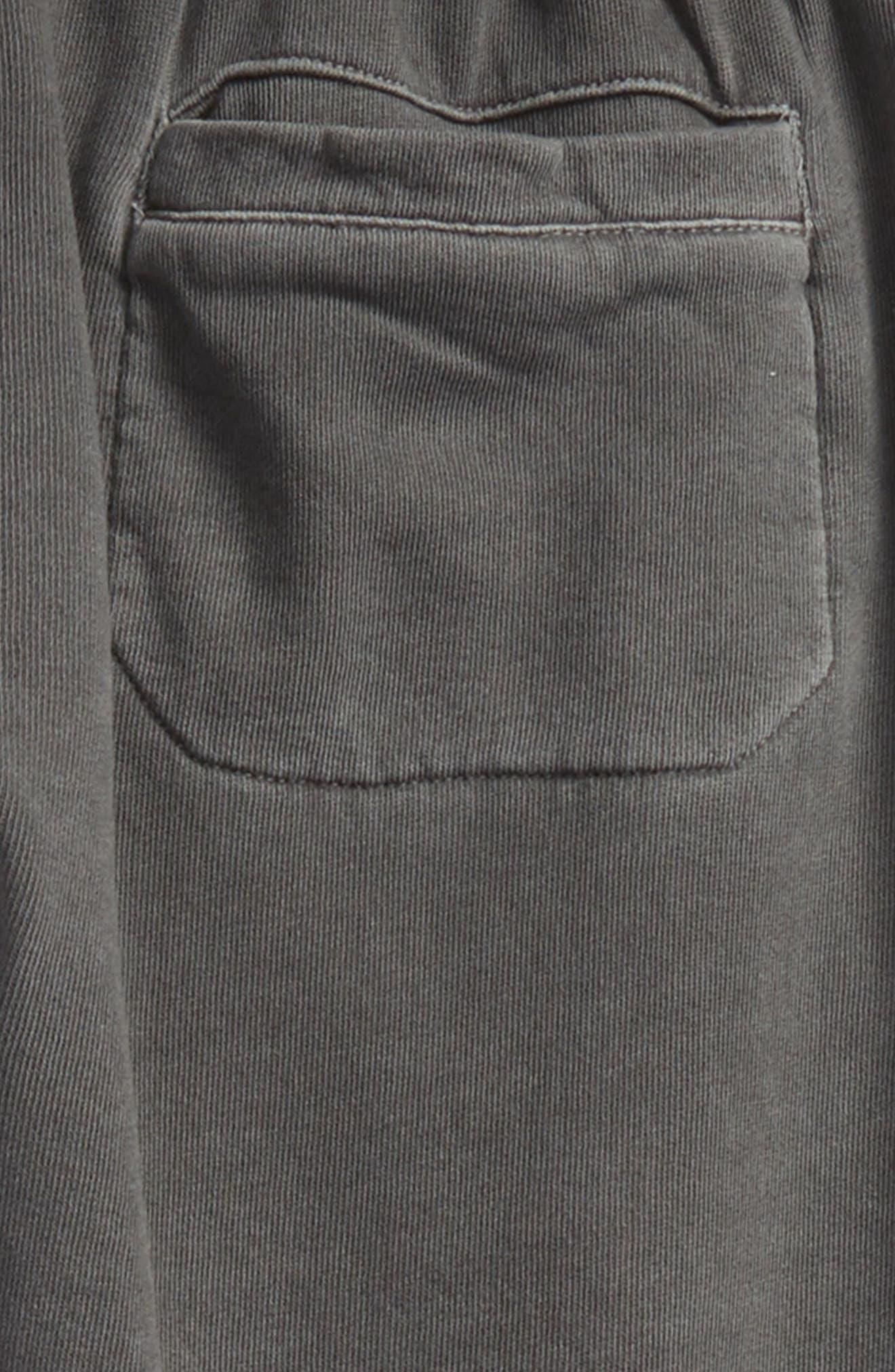 Fleece Jogger Pants,                             Alternate thumbnail 2, color,                             Grey Castlerock