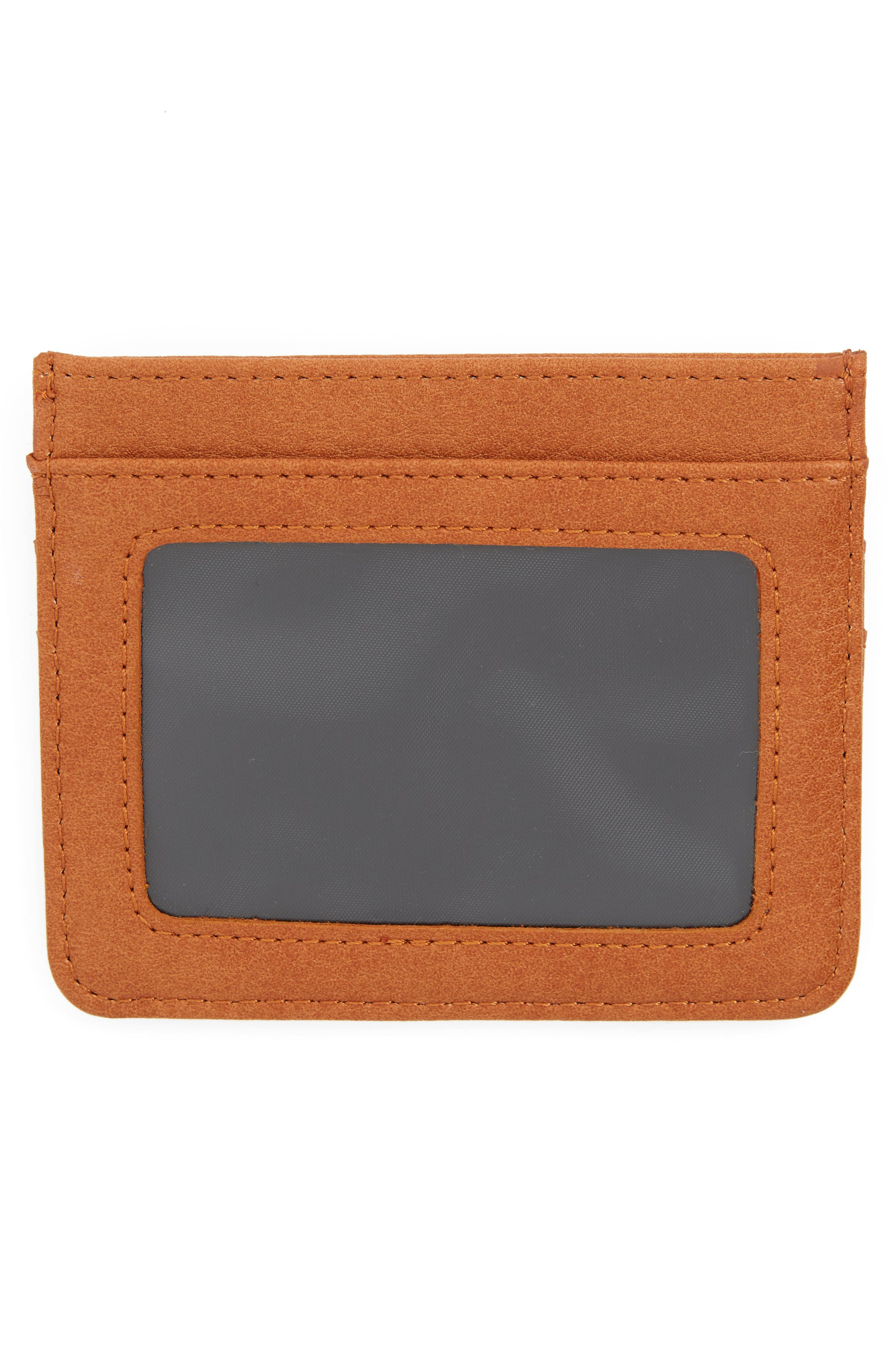 Alternate Image 2  - BP. Faux Leather Card Case